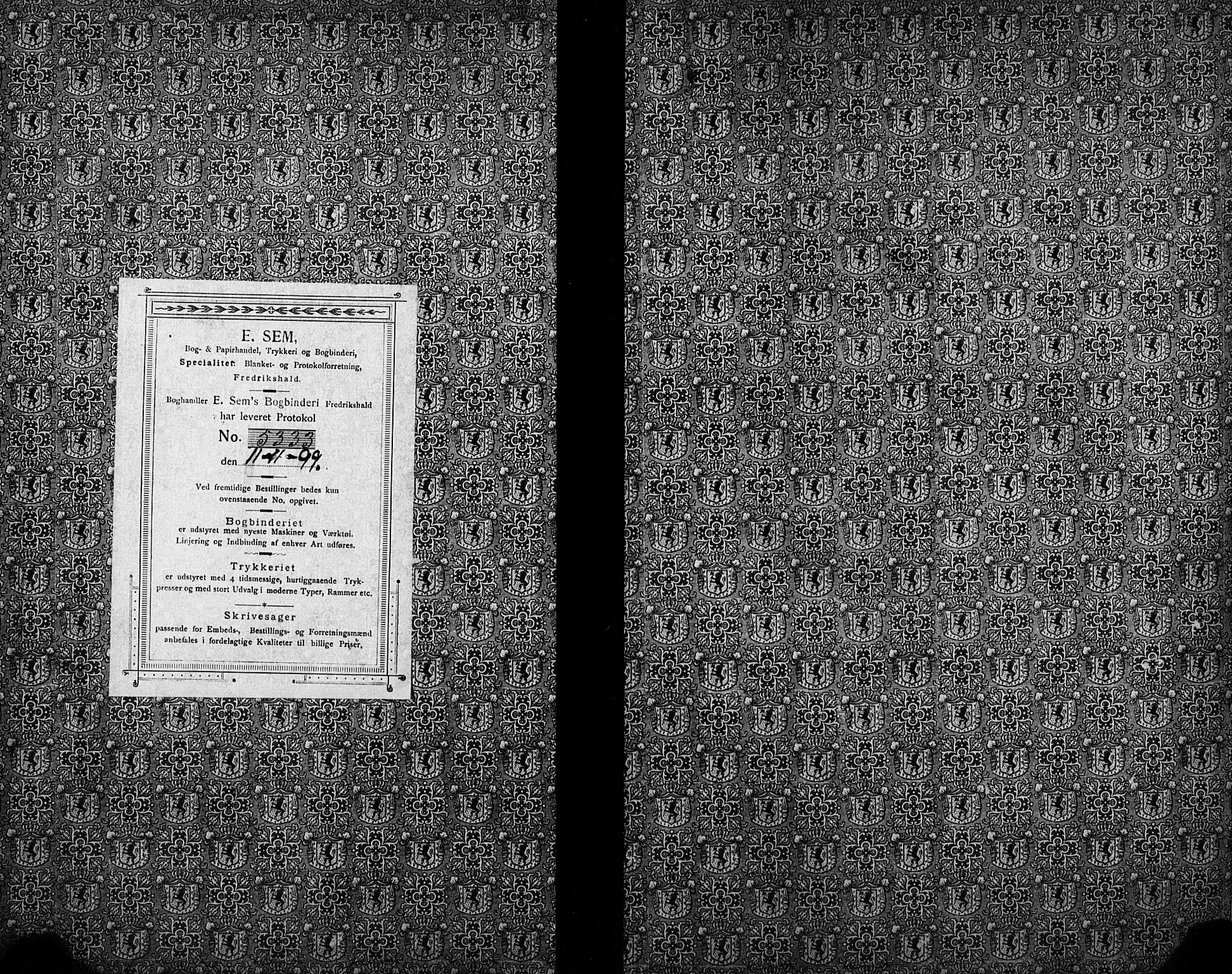 SAH, Biri prestekontor, Lysningsprotokoll nr. 1, 1900-1918