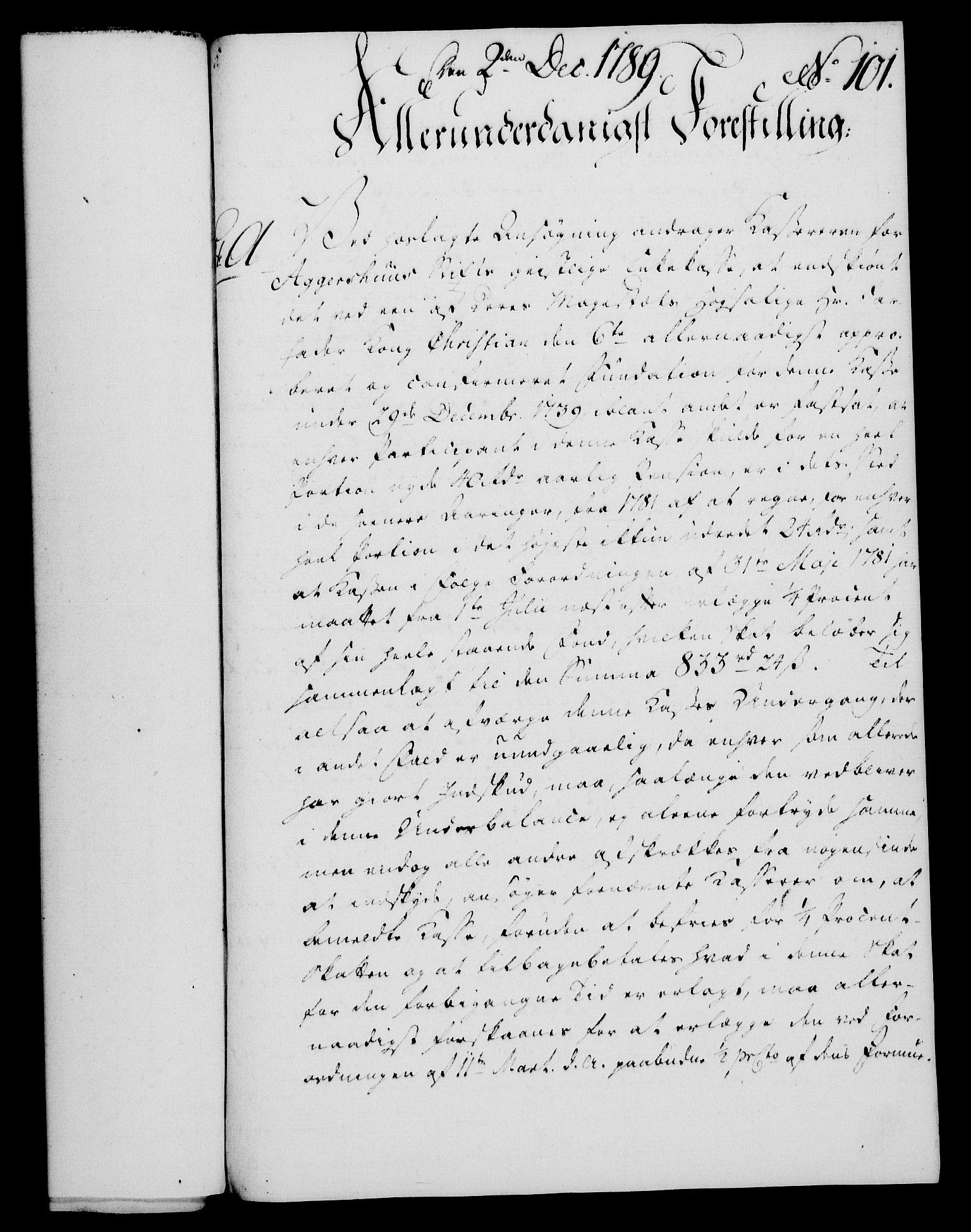 RA, Rentekammeret, Kammerkanselliet, G/Gf/Gfa/L0071: Norsk relasjons- og resolusjonsprotokoll (merket RK 52.71), 1789, s. 525