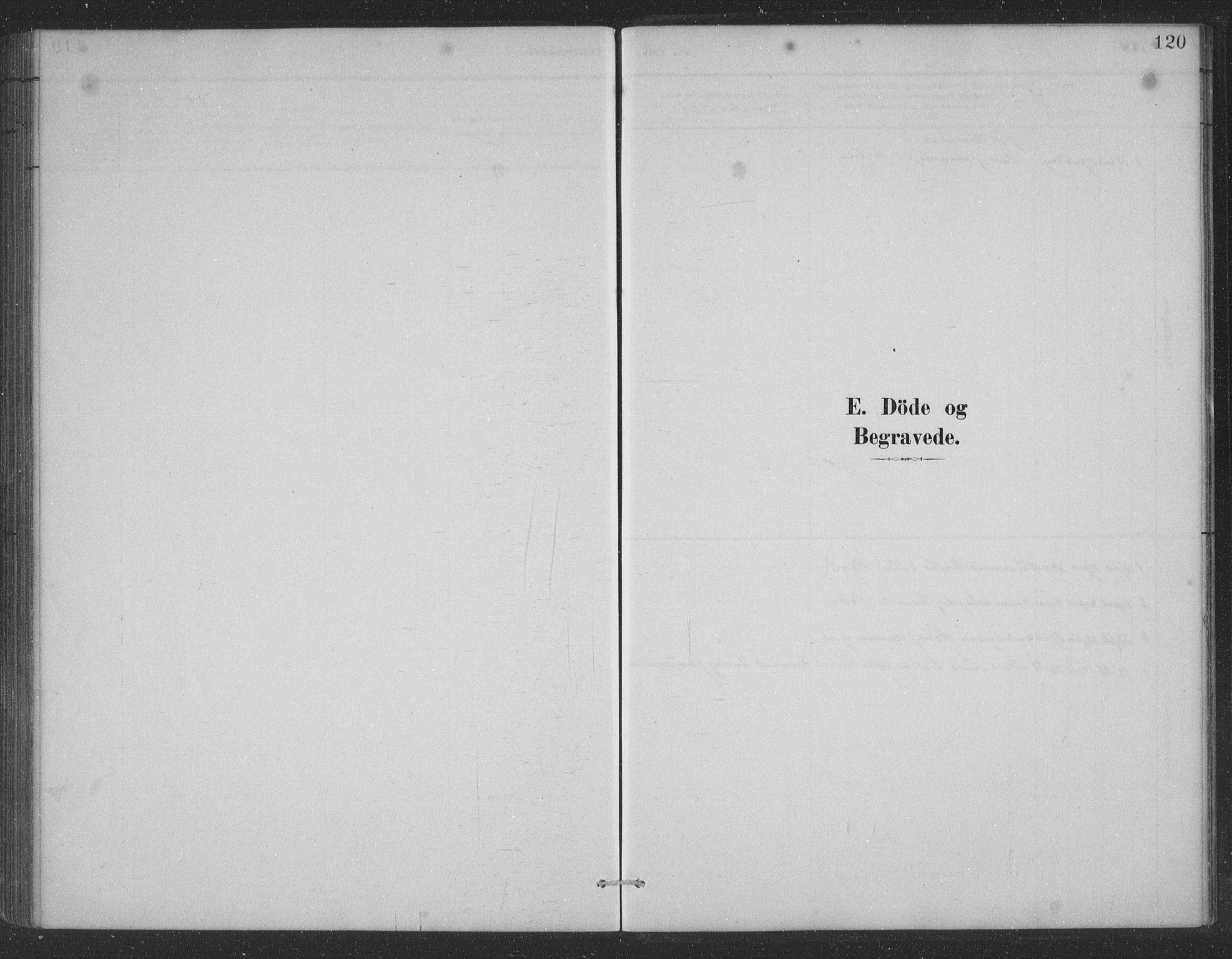 SAB, Førde Sokneprestembete, H/Hab: Klokkerbok nr. C 2, 1881-1911, s. 120
