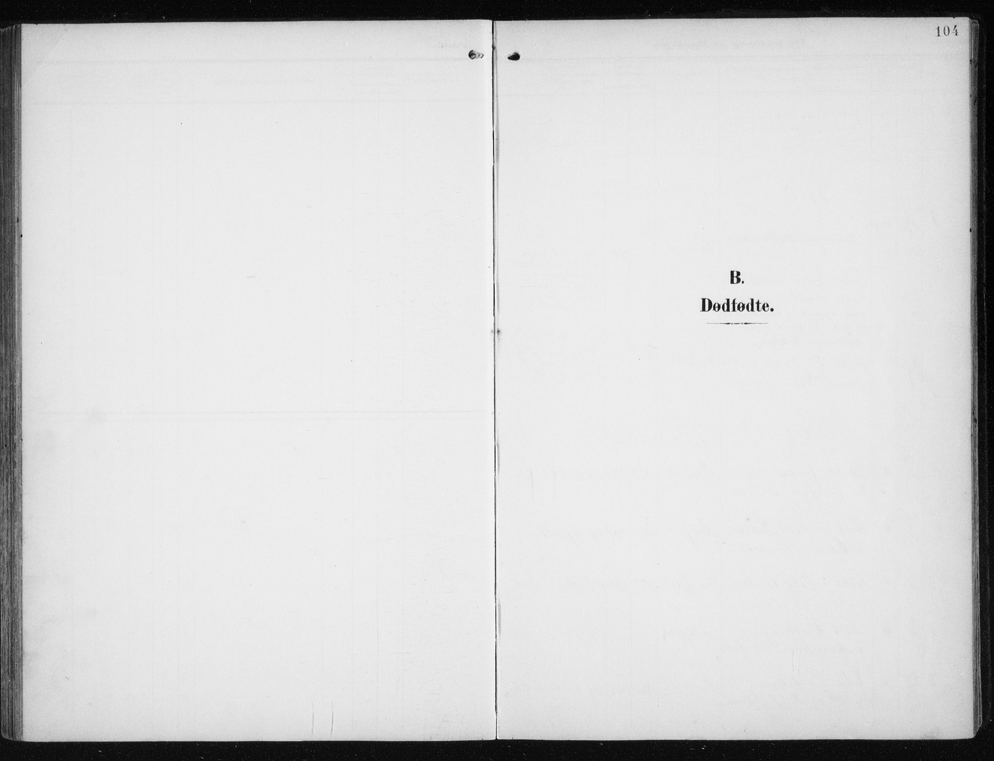 SATØ, Måsøy sokneprestkontor, H/Ha/L0009kirke: Ministerialbok nr. 9, 1903-1914, s. 104