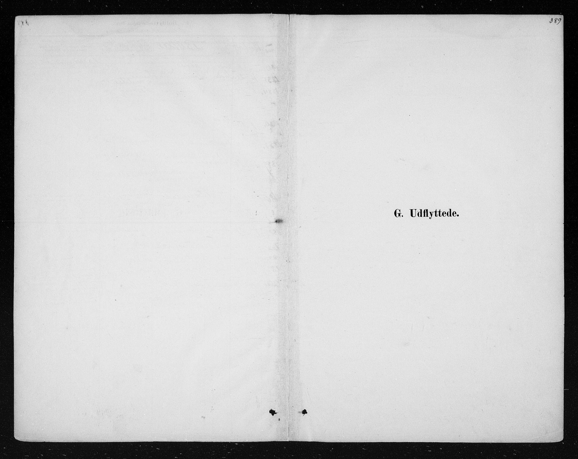 SAKO, Nes kirkebøker, F/Fa/L0011: Ministerialbok nr. 11, 1881-1912, s. 389