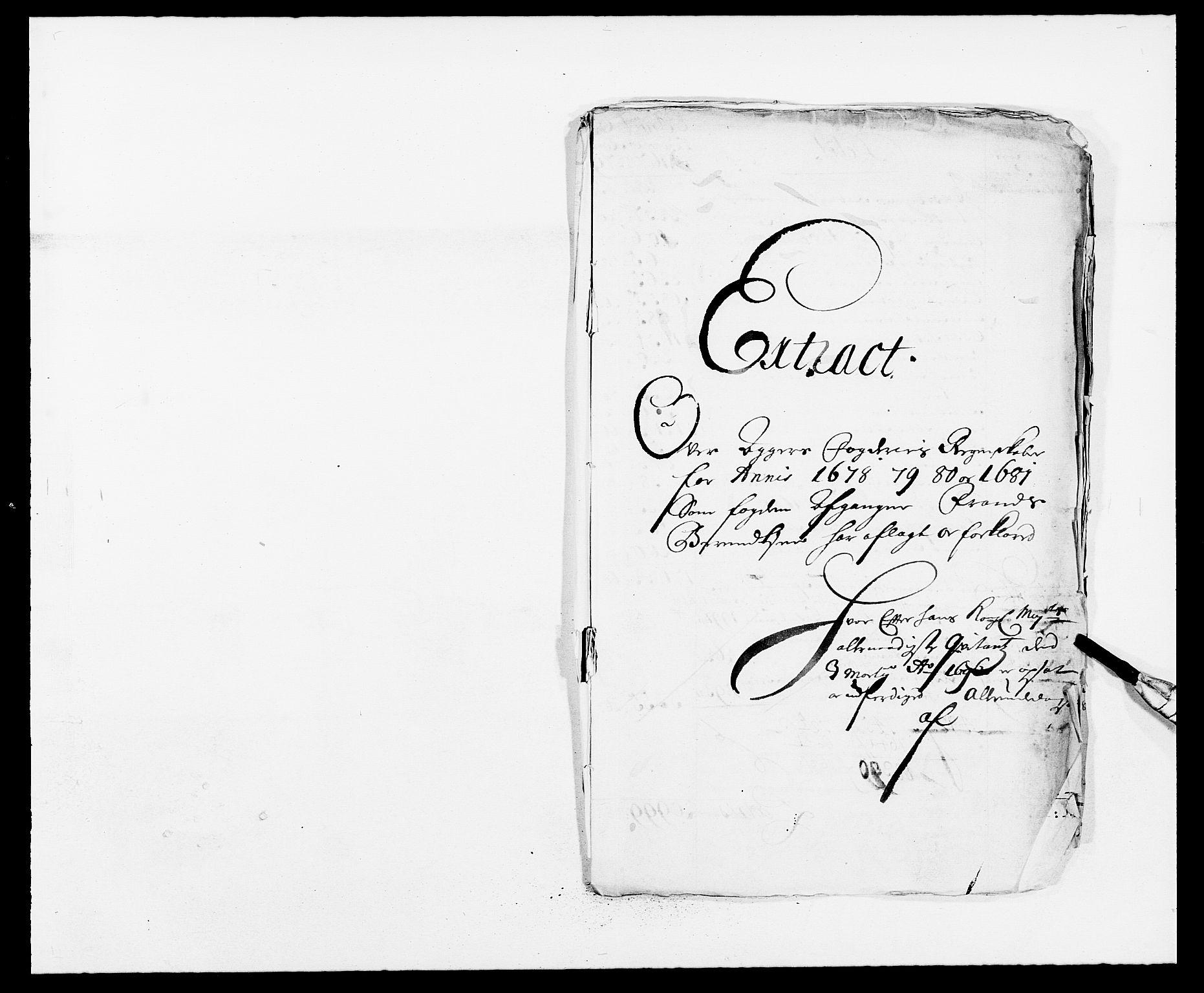 RA, Rentekammeret inntil 1814, Reviderte regnskaper, Fogderegnskap, R08/L0416: Fogderegnskap Aker, 1678-1681, s. 131