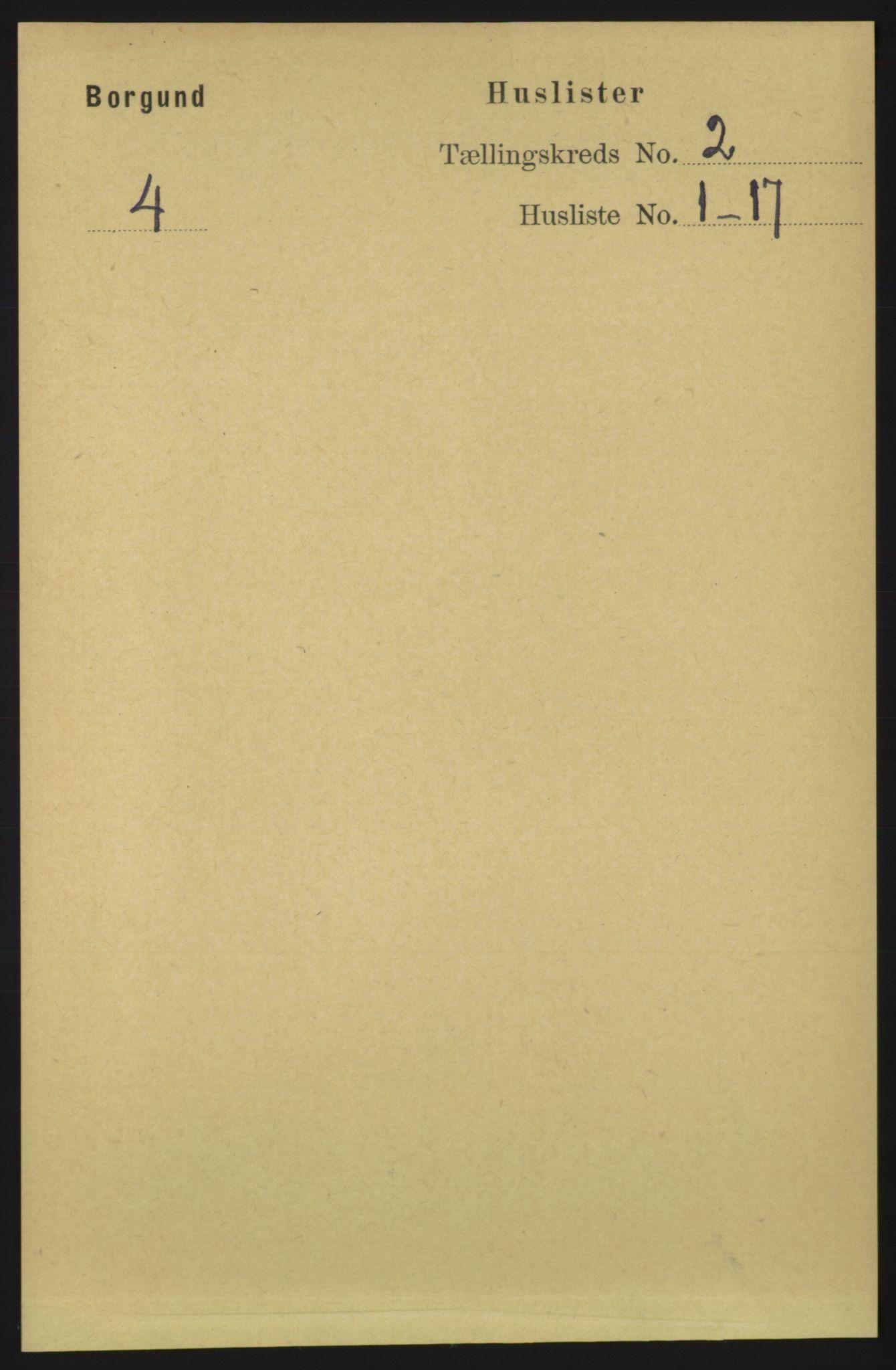 RA, Folketelling 1891 for 1531 Borgund herred, 1891, s. 431