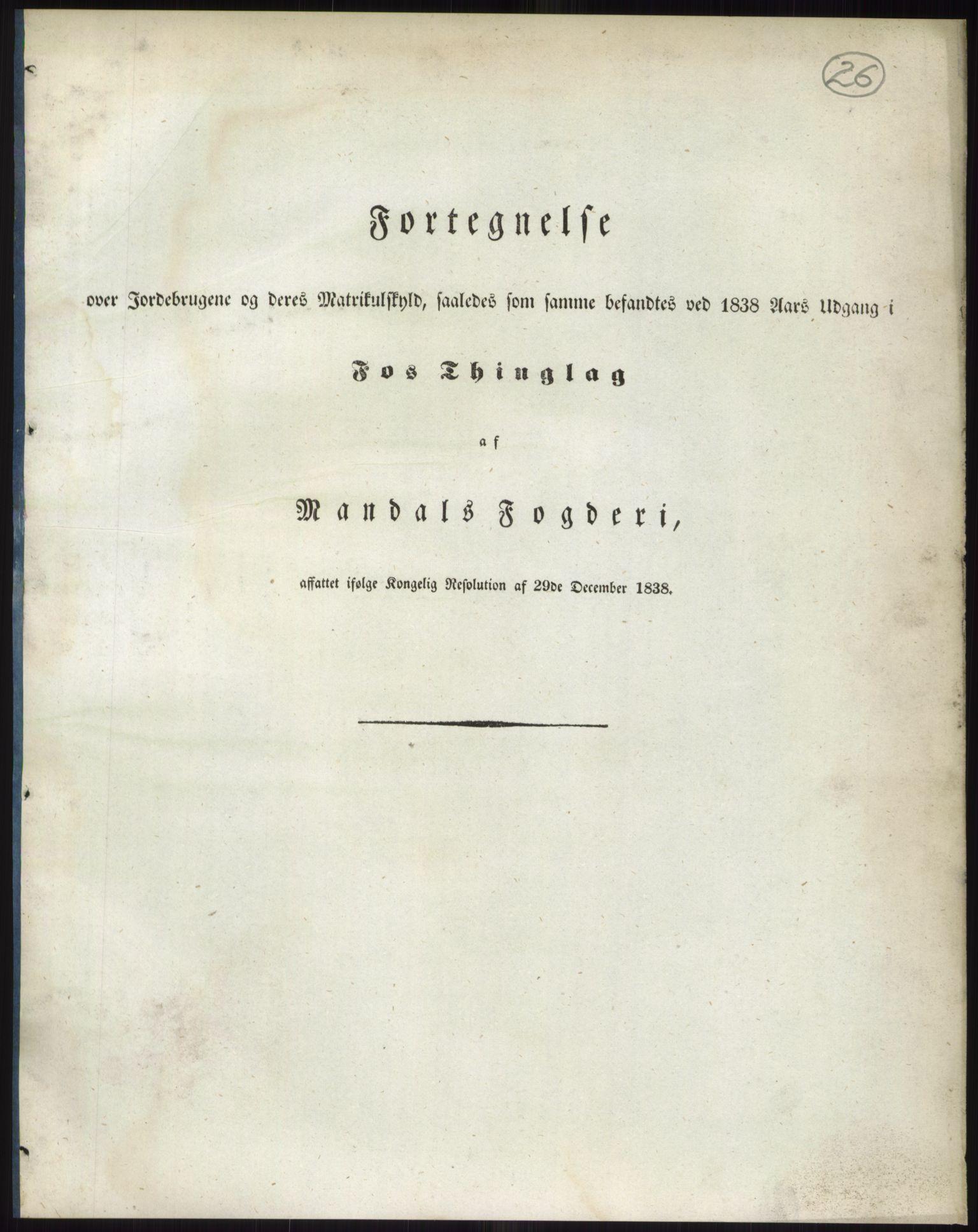 PUBL, Andre publikasjoner, -/Bind 9: Lister og Mandal amt, 1838, s. 44
