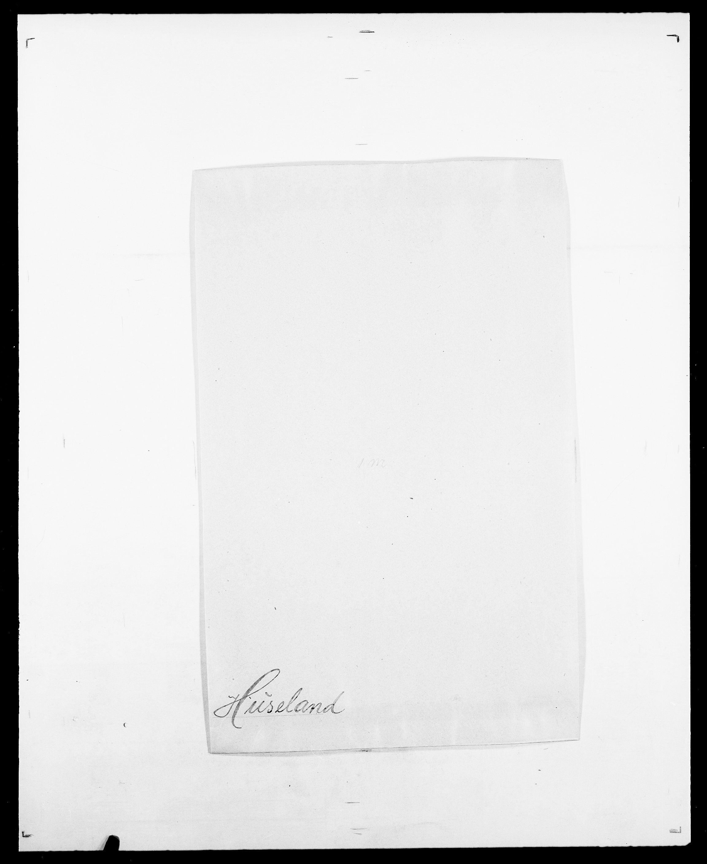 SAO, Delgobe, Charles Antoine - samling, D/Da/L0019: van der Hude - Joys, s. 85