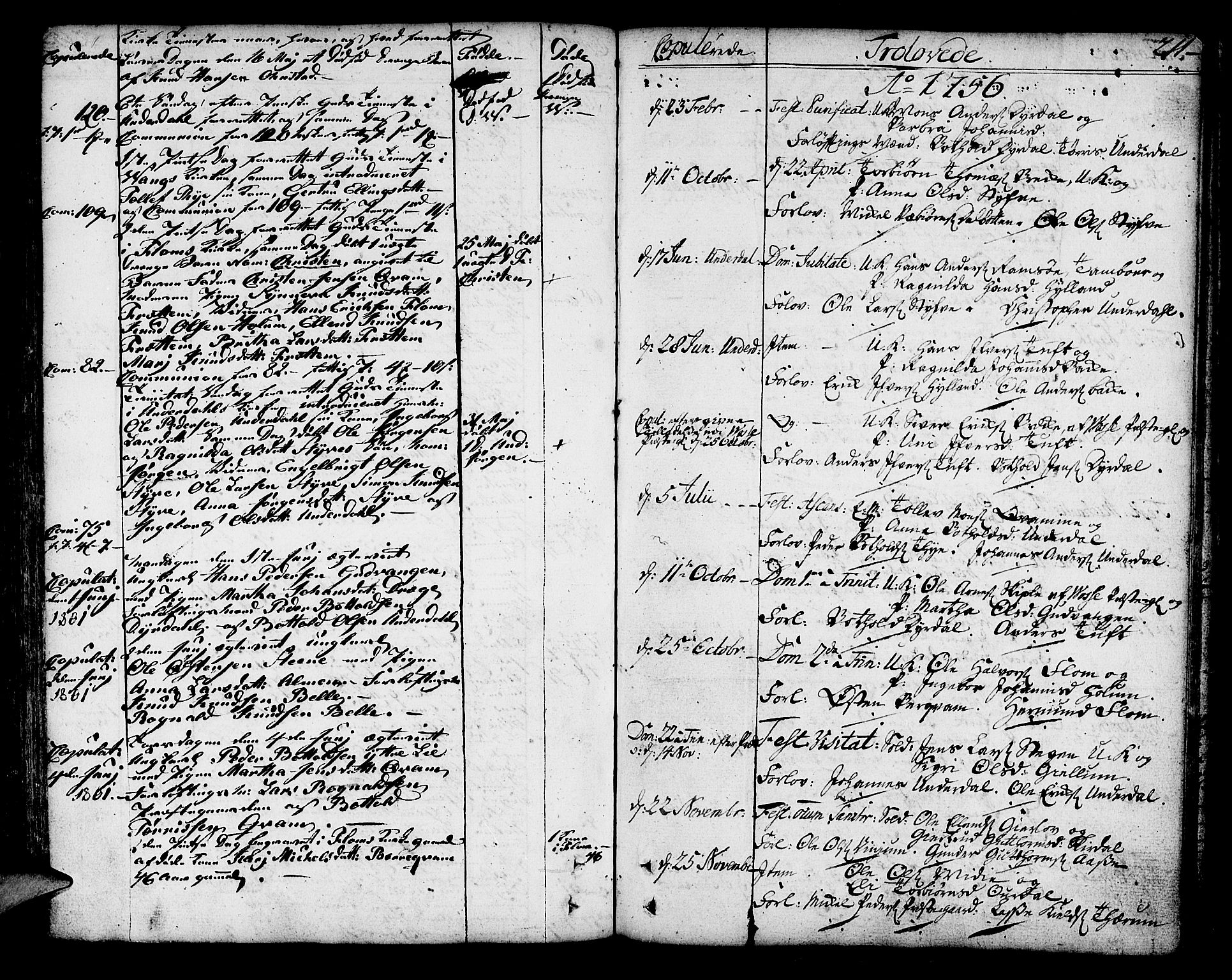 SAB, Aurland Sokneprestembete*, Ministerialbok nr. A 4, 1756-1801, s. 211