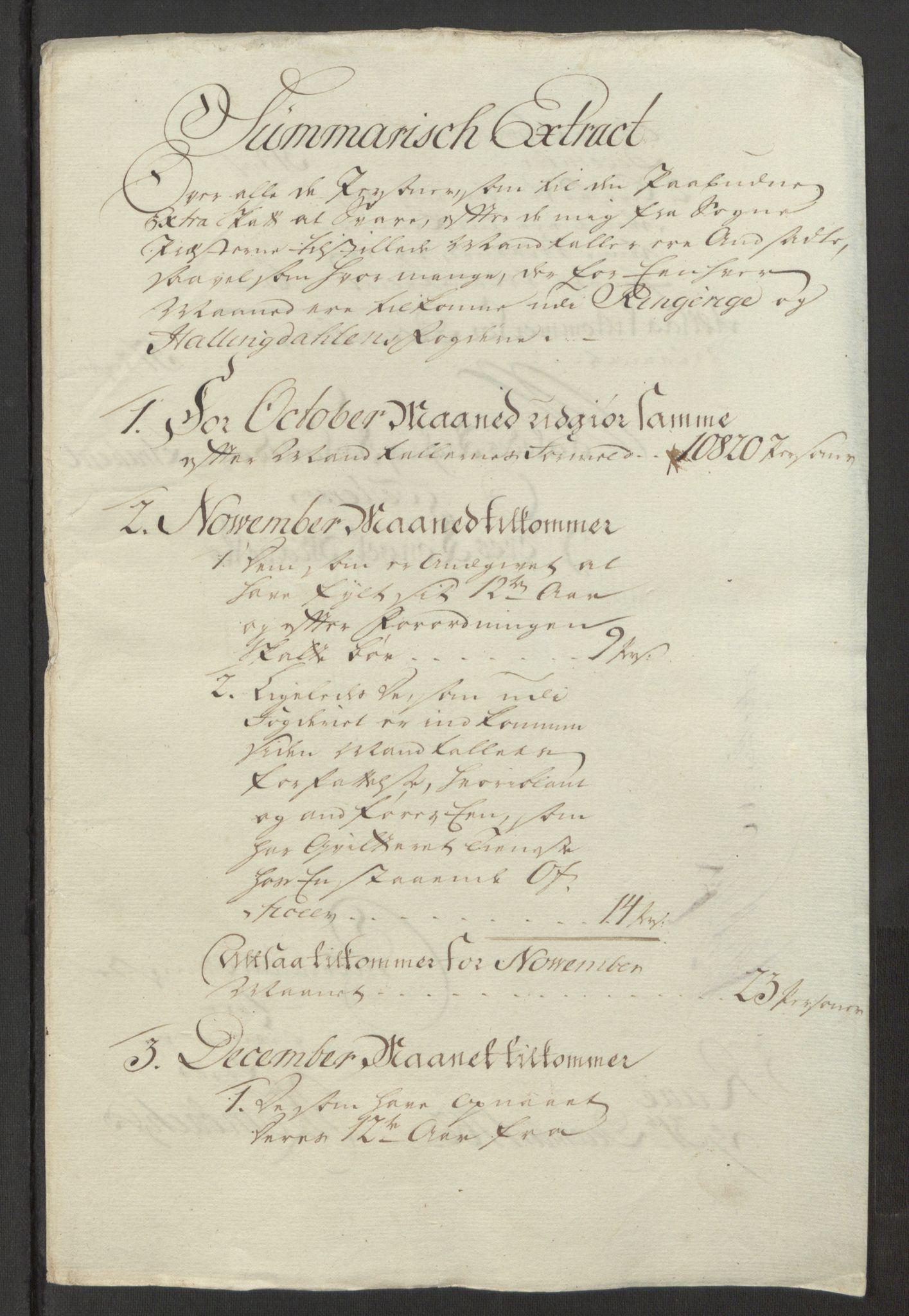 RA, Rentekammeret inntil 1814, Reviderte regnskaper, Fogderegnskap, R23/L1565: Ekstraskatten Ringerike og Hallingdal, 1762-1763, s. 323