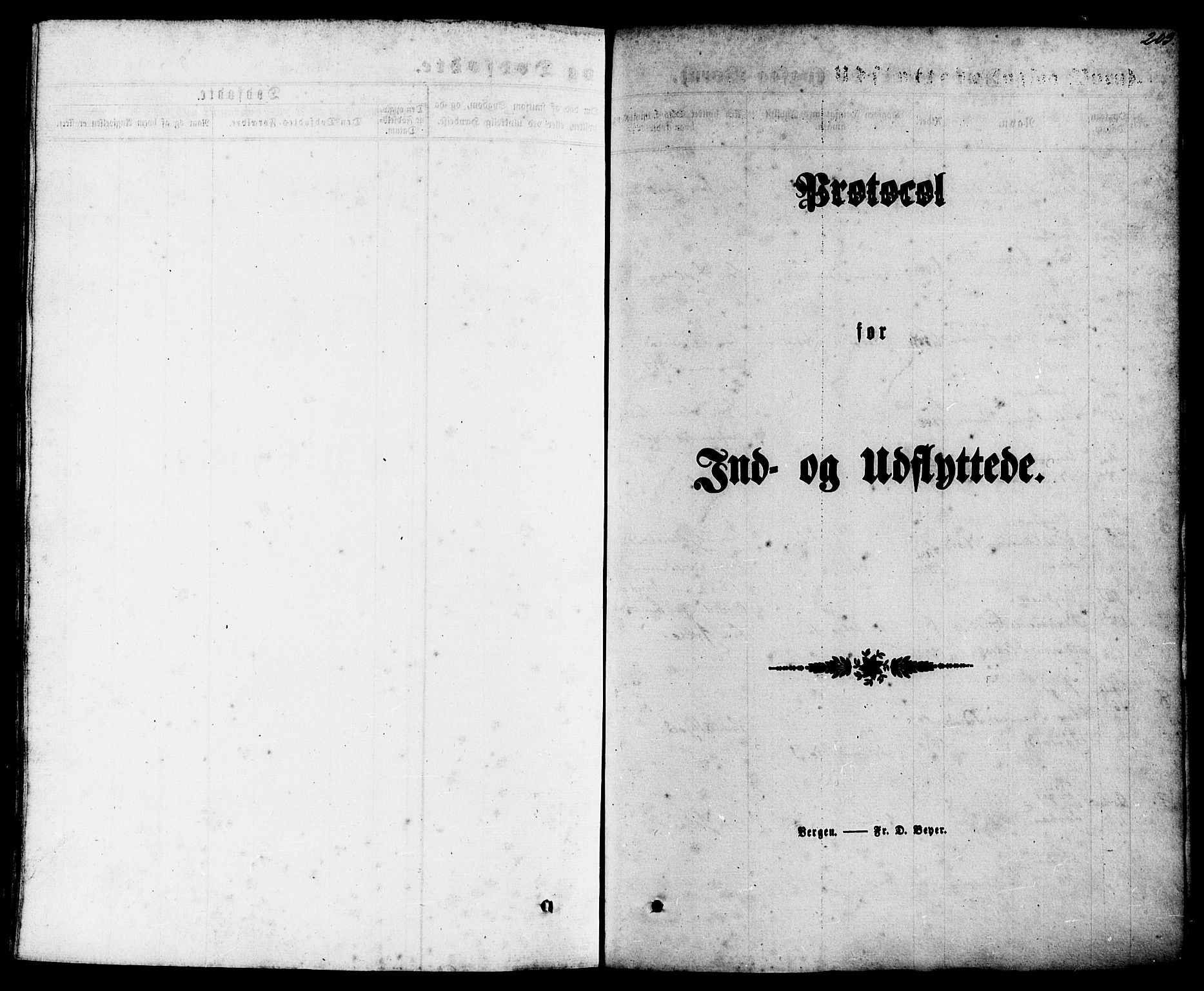 SAST, Nedstrand sokneprestkontor, IV: Ministerialbok nr. A 10, 1861-1887, s. 203