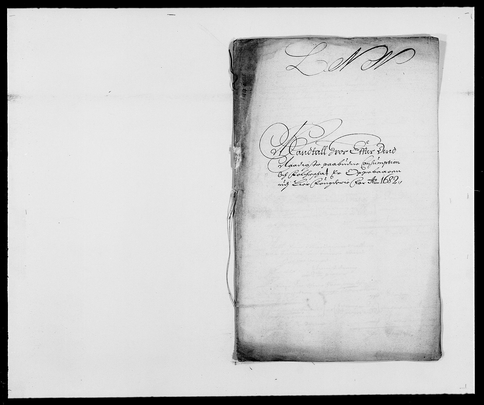 RA, Rentekammeret inntil 1814, Reviderte regnskaper, Fogderegnskap, R27/L1686: Fogderegnskap Lier, 1678-1686, s. 423