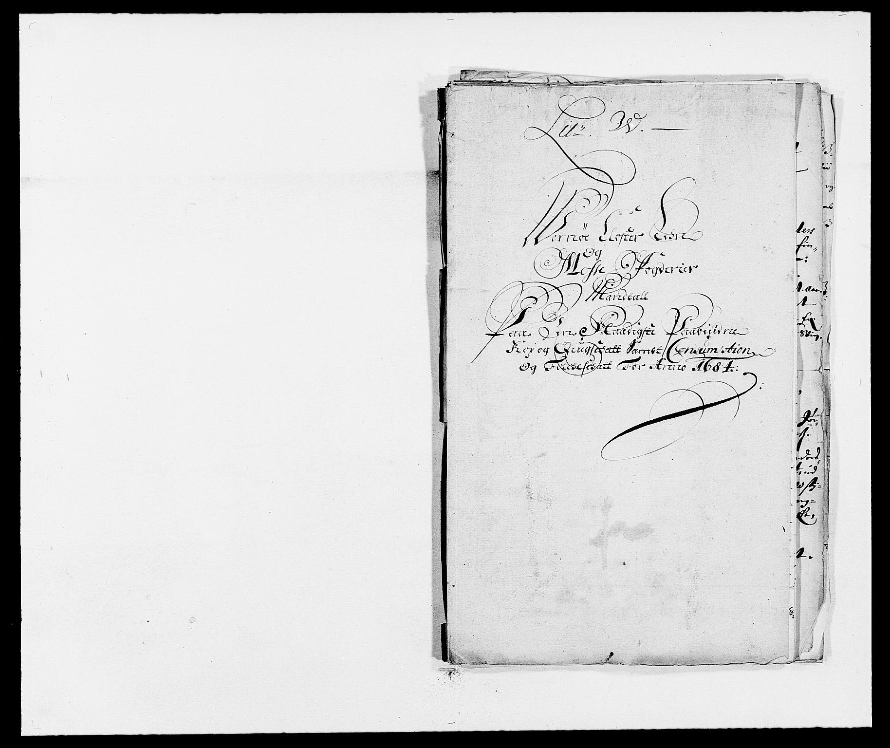 RA, Rentekammeret inntil 1814, Reviderte regnskaper, Fogderegnskap, R02/L0103: Fogderegnskap Moss og Verne kloster, 1682-1684, s. 519