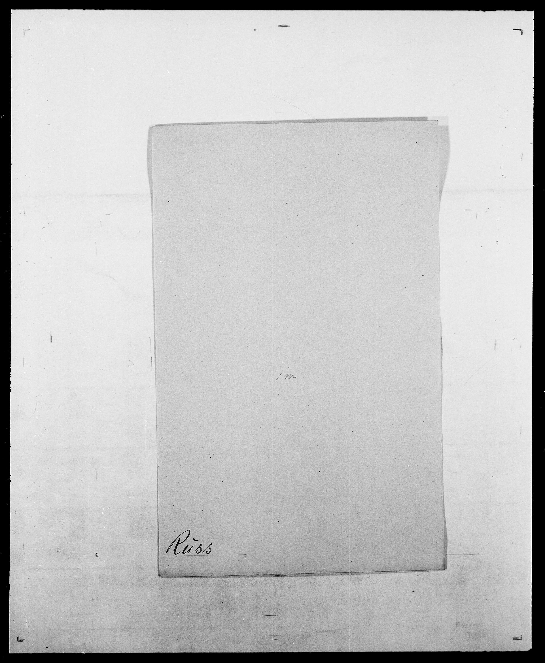 SAO, Delgobe, Charles Antoine - samling, D/Da/L0033: Roald - Røyem, s. 474