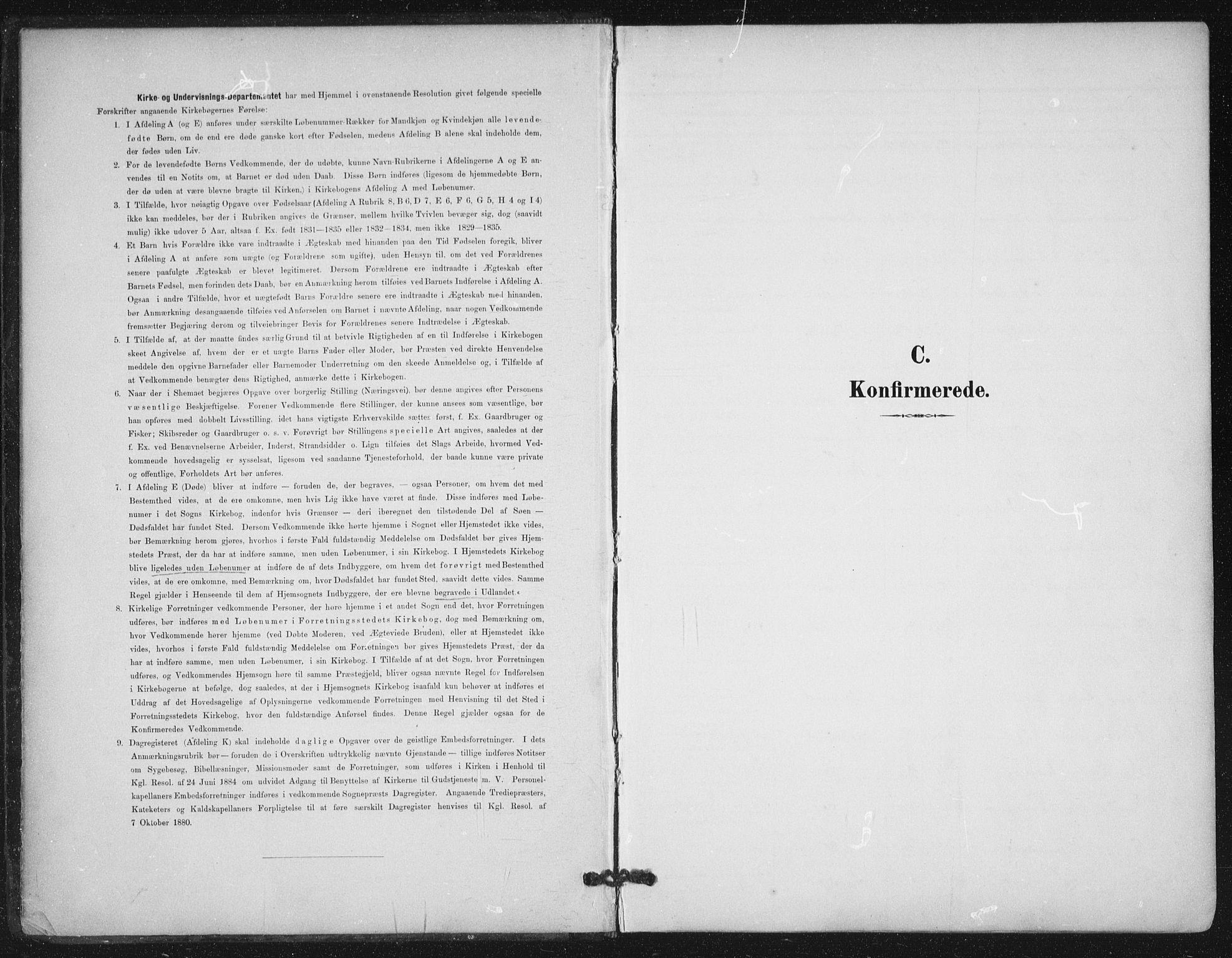 SAT, Ministerialprotokoller, klokkerbøker og fødselsregistre - Møre og Romsdal, 529/L0457: Ministerialbok nr. 529A07, 1894-1903
