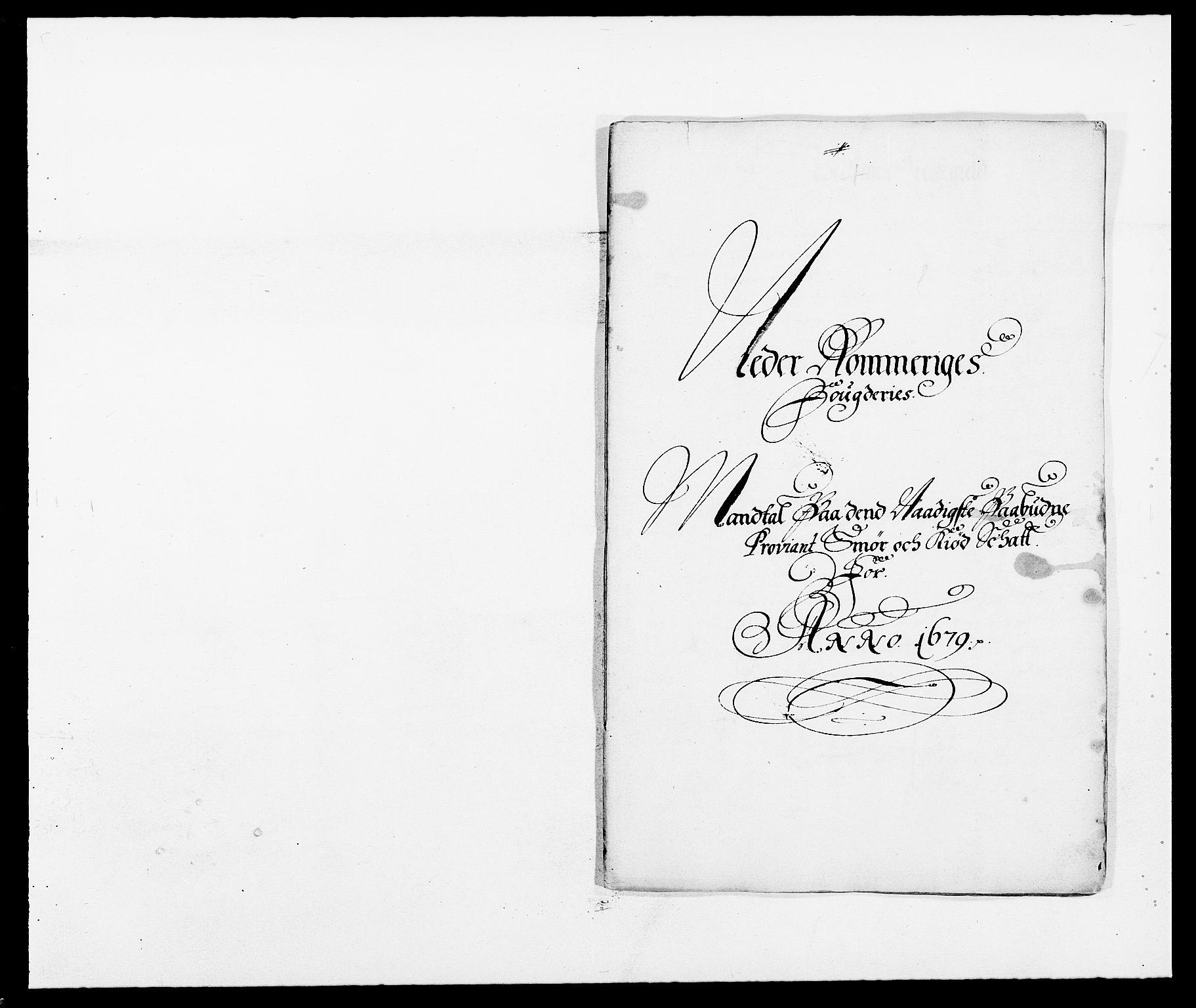 RA, Rentekammeret inntil 1814, Reviderte regnskaper, Fogderegnskap, R11/L0568: Fogderegnskap Nedre Romerike, 1679, s. 86