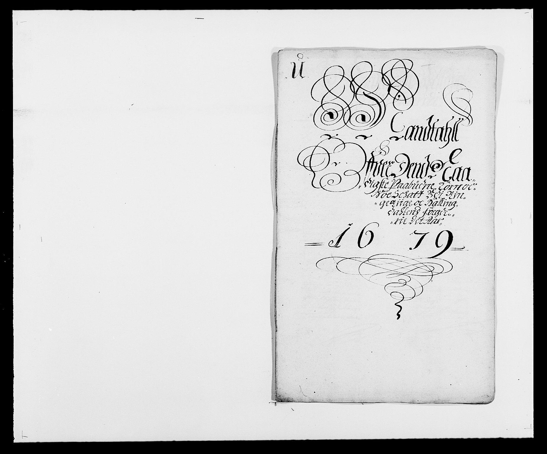 RA, Rentekammeret inntil 1814, Reviderte regnskaper, Fogderegnskap, R21/L1443: Fogderegnskap Ringerike og Hallingdal, 1678-1680, s. 311
