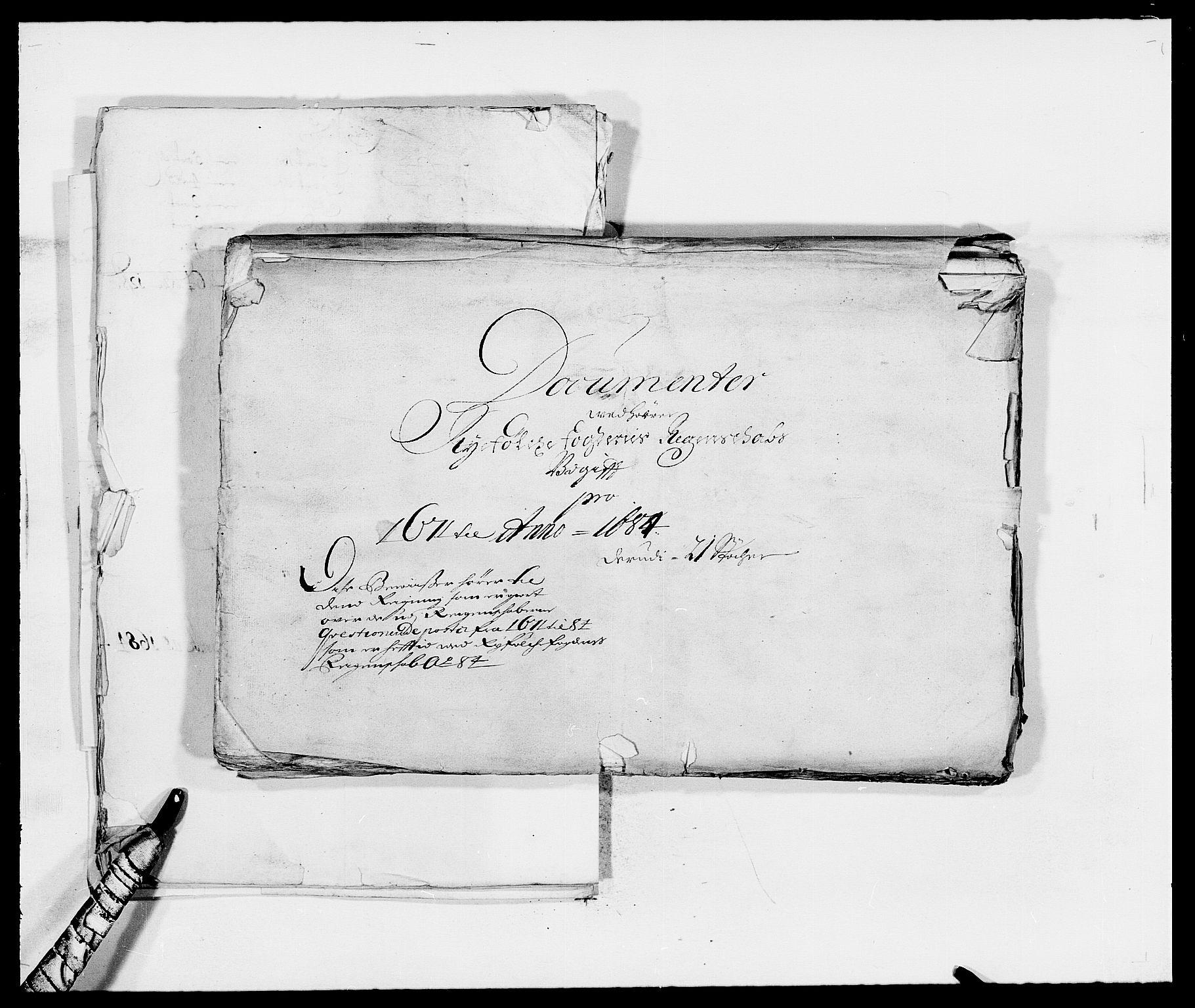 RA, Rentekammeret inntil 1814, Reviderte regnskaper, Fogderegnskap, R47/L2854: Fogderegnskap Ryfylke, 1684, s. 249