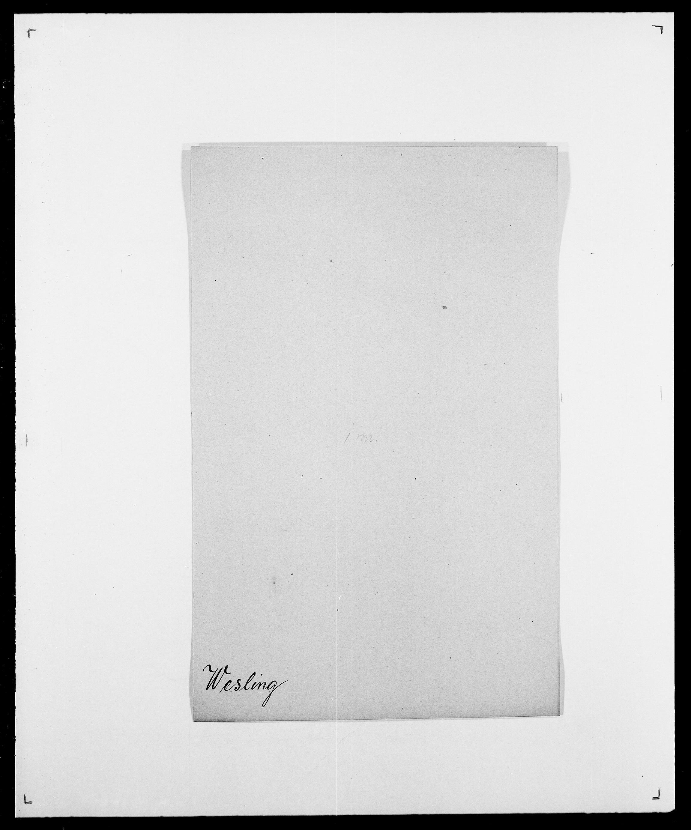 SAO, Delgobe, Charles Antoine - samling, D/Da/L0041: Vemmestad - Viker, s. 183