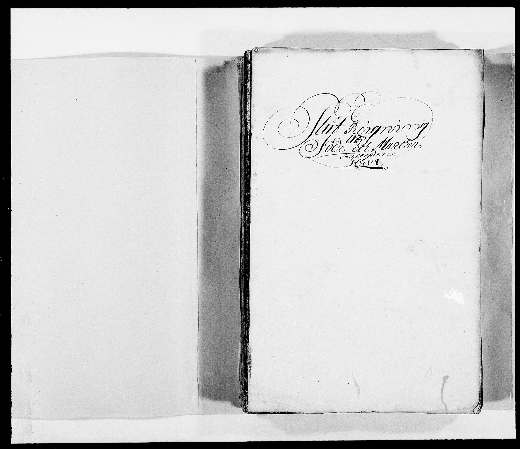 RA, Rentekammeret inntil 1814, Reviderte regnskaper, Fogderegnskap, R01/L0005: Fogderegnskap Idd og Marker , 1682-1684, s. 2