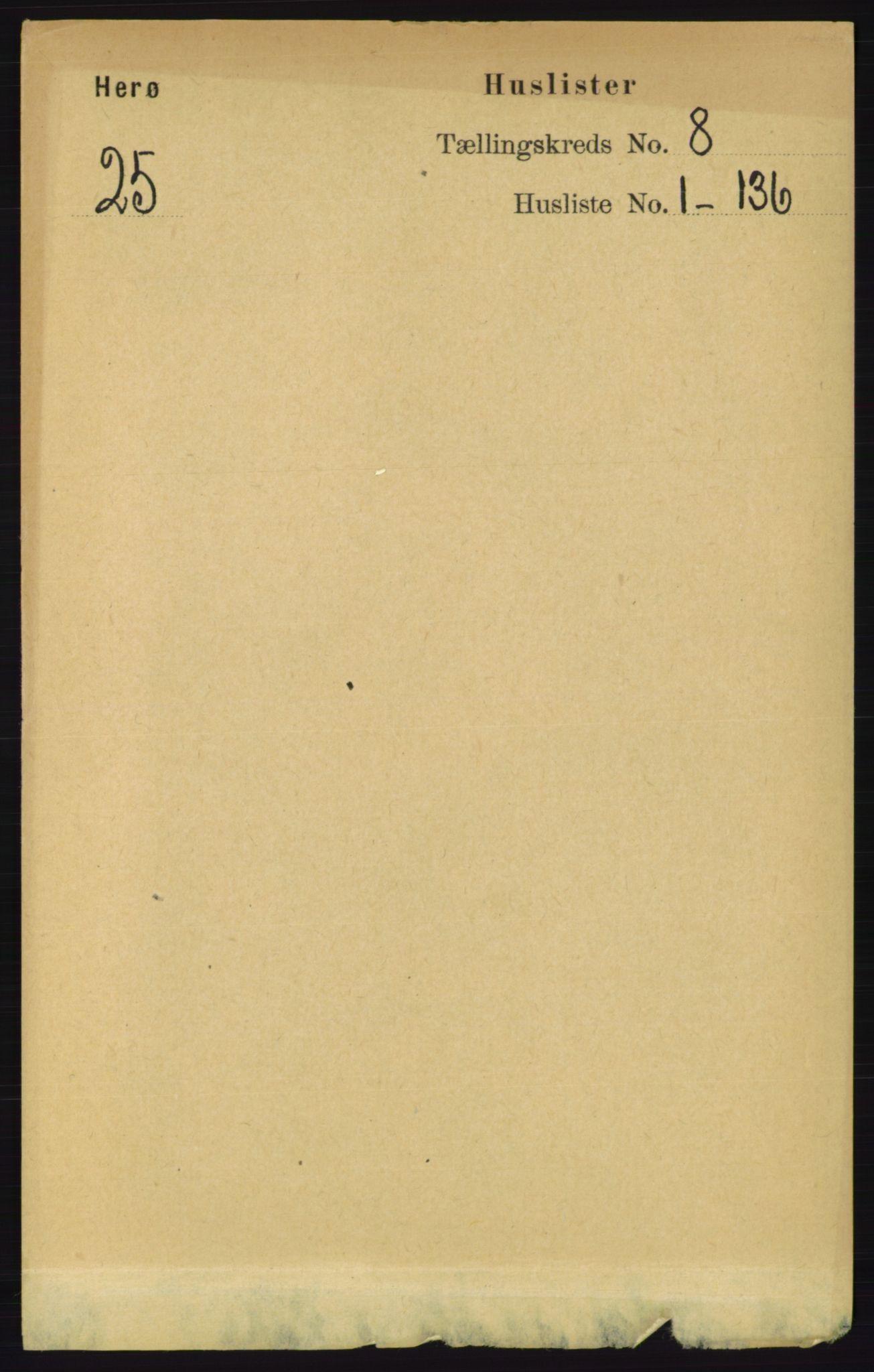 RA, Folketelling 1891 for 1818 Herøy herred, 1891, s. 2453