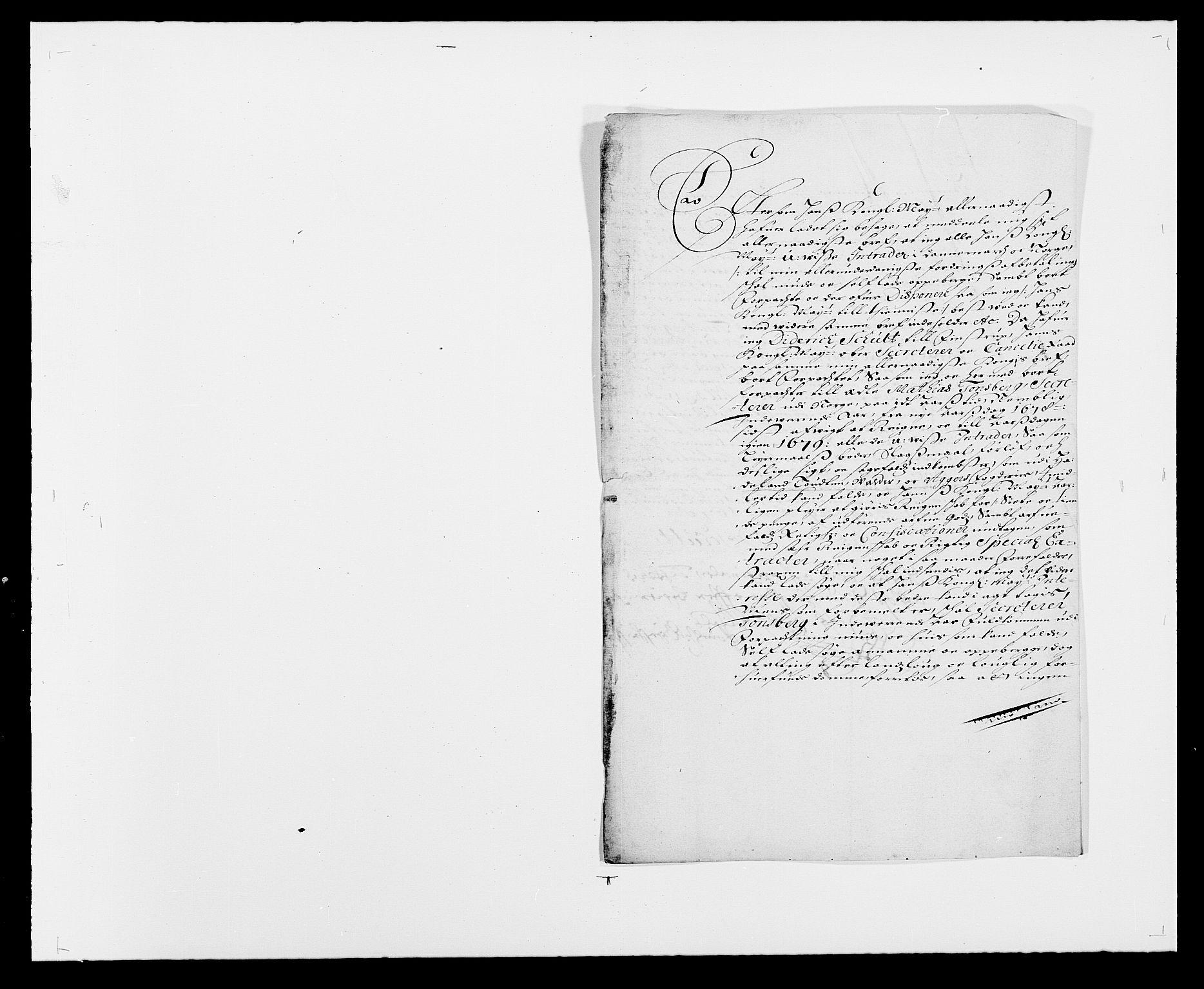 RA, Rentekammeret inntil 1814, Reviderte regnskaper, Fogderegnskap, R18/L1271: Fogderegnskap Hadeland, Toten og Valdres, 1678, s. 1