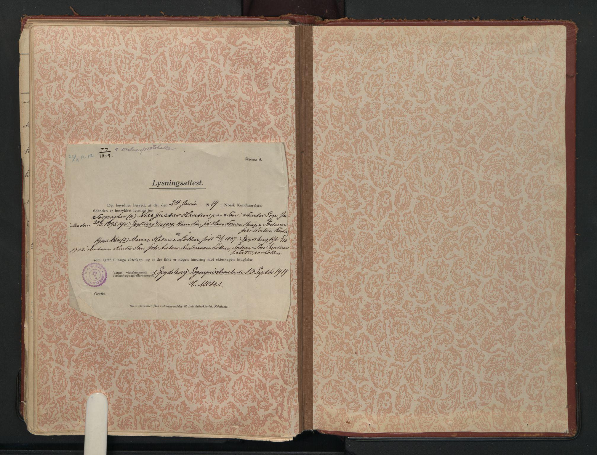 SAO, Vålerengen prestekontor Kirkebøker, F/Fa/L0002: Ministerialbok nr. 2, 1899-1924