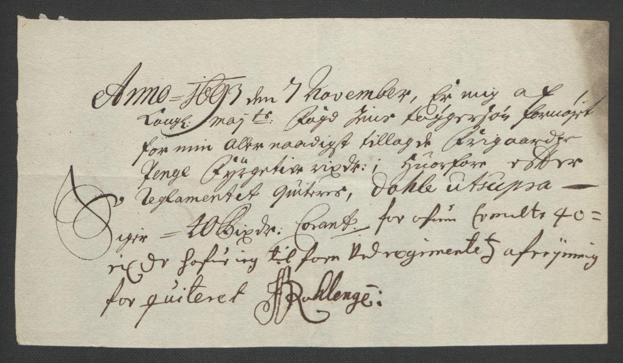 RA, Rentekammeret inntil 1814, Reviderte regnskaper, Fogderegnskap, R53/L3421: Fogderegnskap Sunn- og Nordfjord, 1693-1694, s. 82