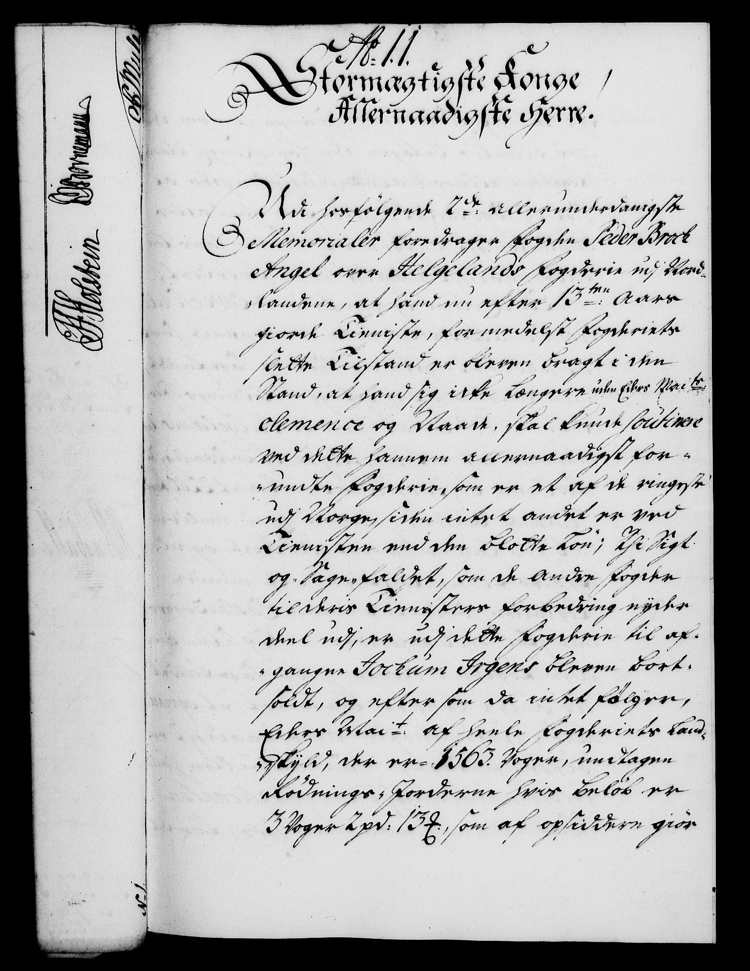 RA, Rentekammeret, Kammerkanselliet, G/Gf/Gfa/L0019: Norsk relasjons- og resolusjonsprotokoll (merket RK 52.19), 1736, s. 95