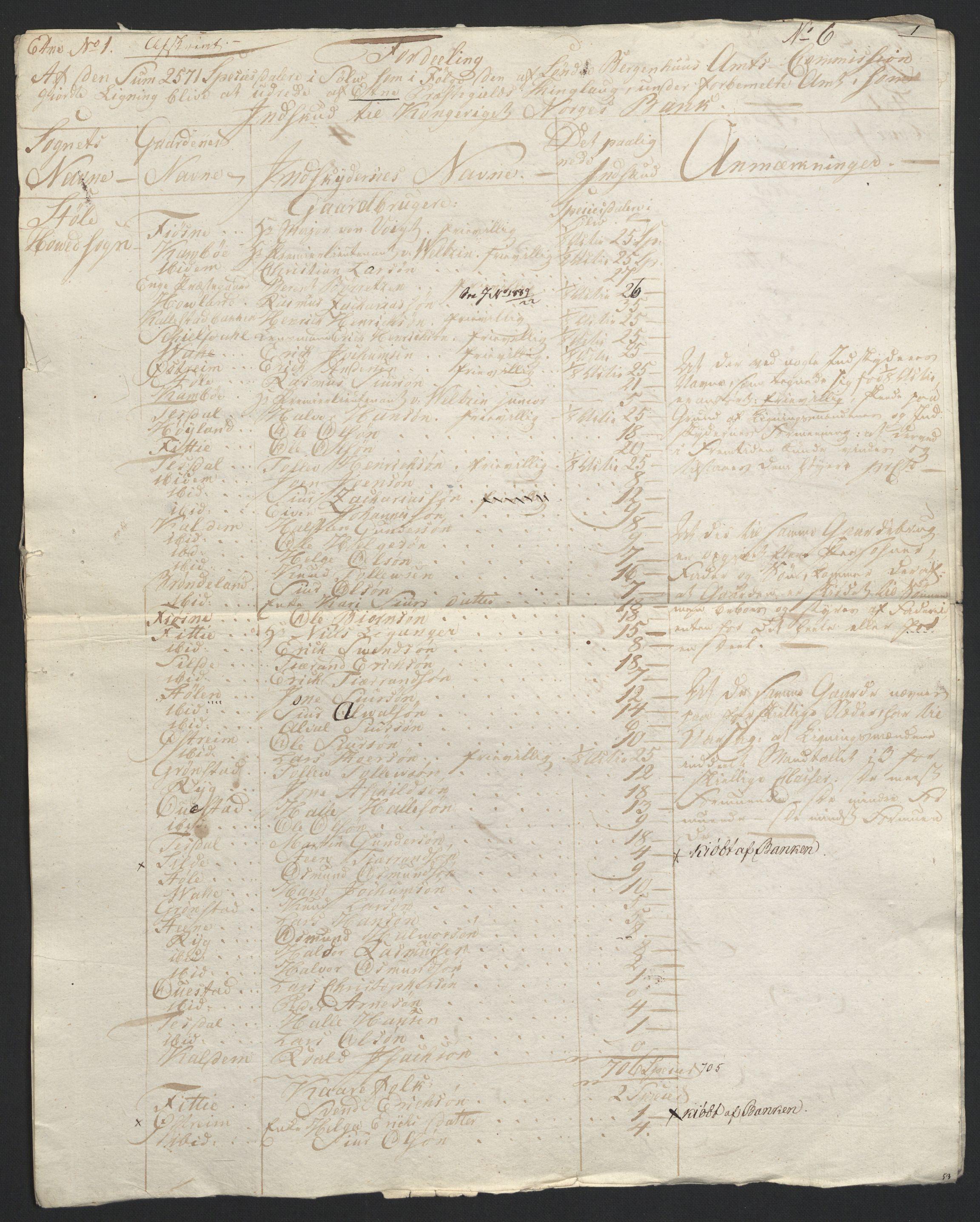 NOBA, Norges Bank/Sølvskatten 1816*, 1816, s. 61