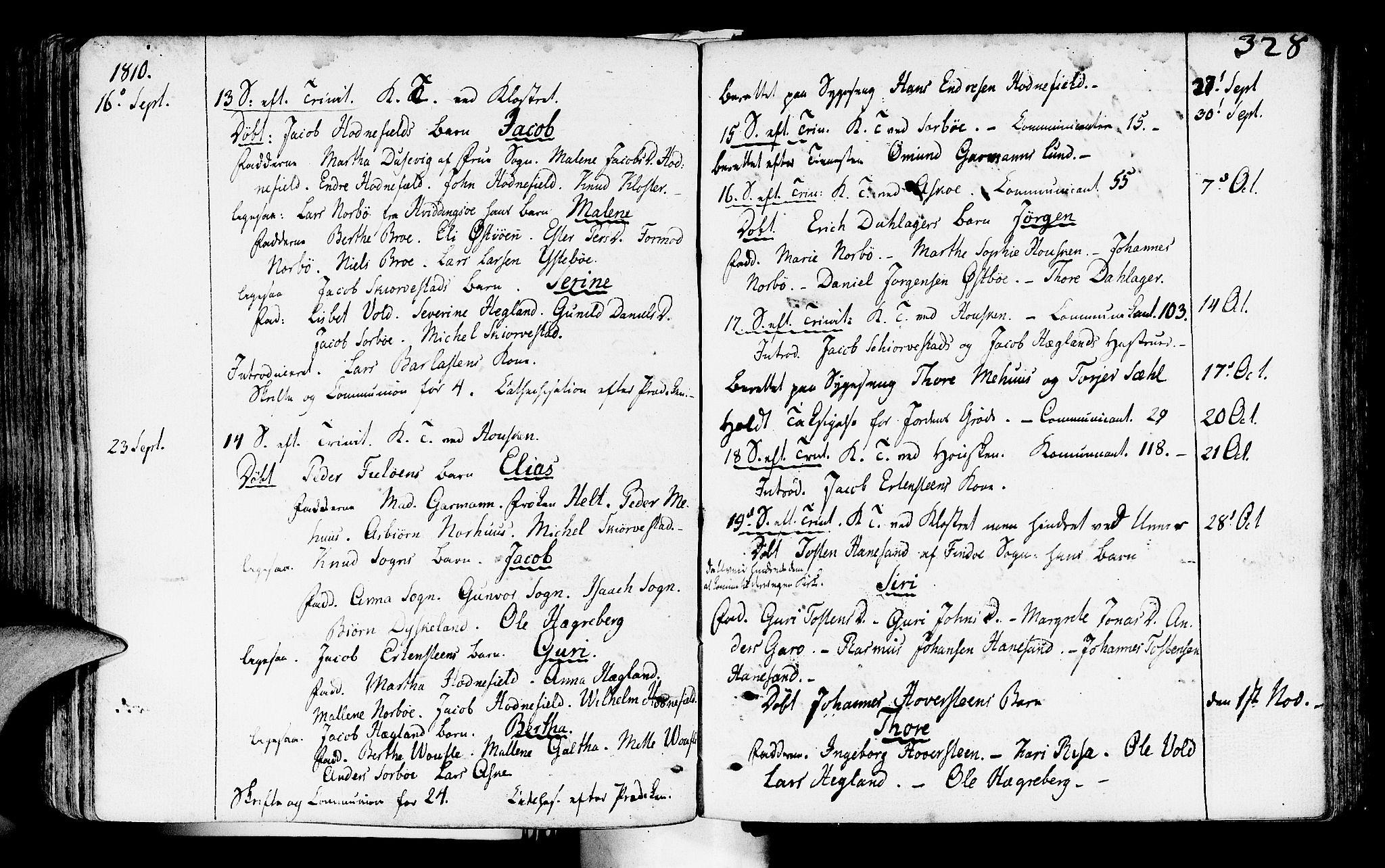 SAST, Rennesøy sokneprestkontor, H/Ha/Haa/L0003: Ministerialbok nr. A 3, 1772-1815, s. 328