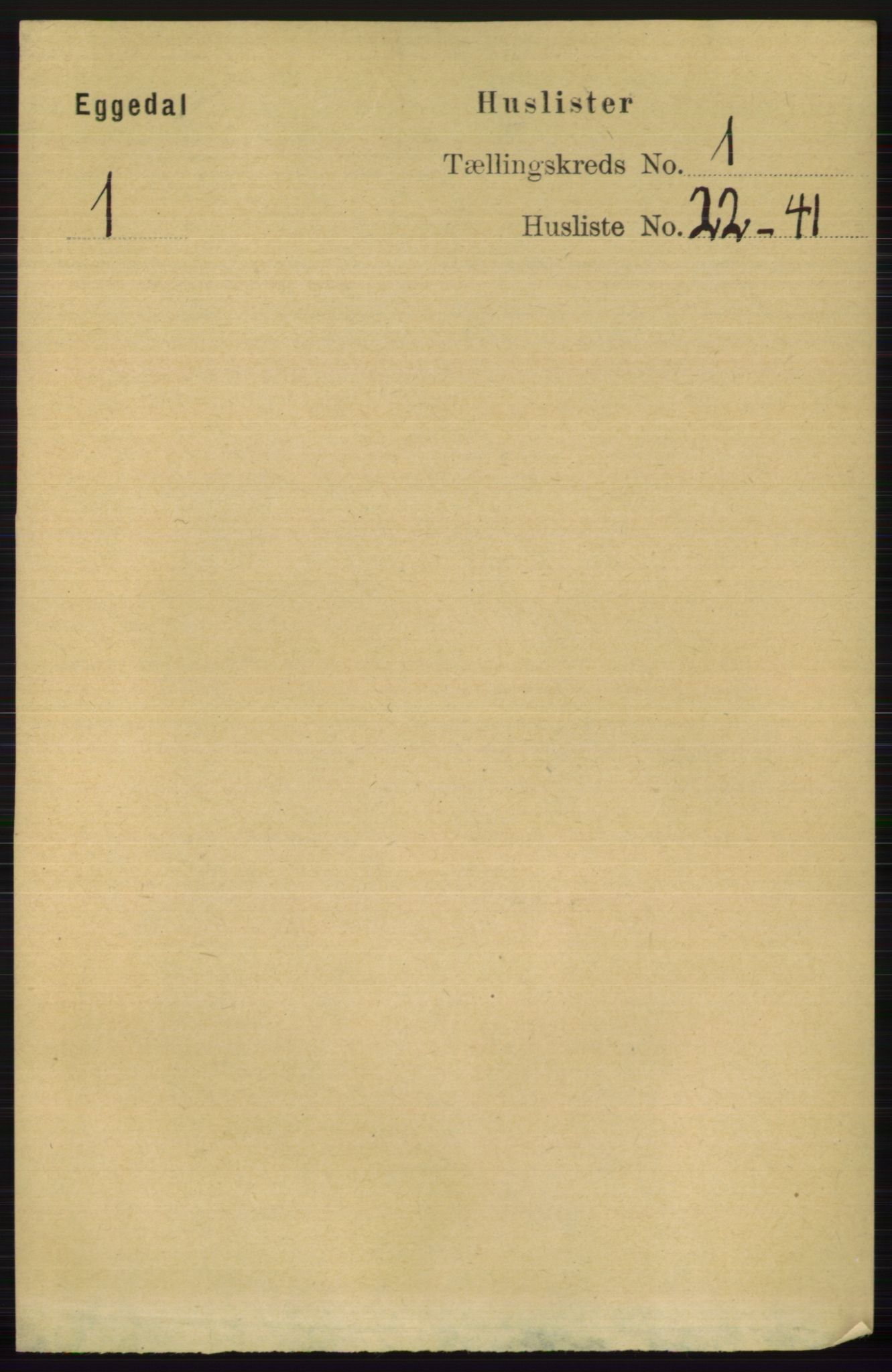RA, Folketelling 1891 for 0621 Sigdal herred, 1891, s. 3689