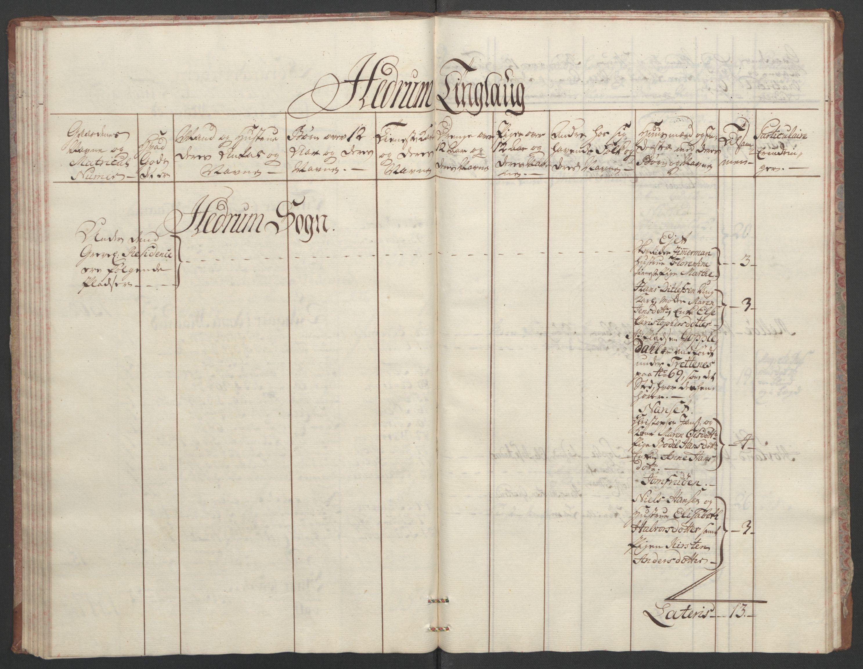 RA, Rentekammeret inntil 1814, Reviderte regnskaper, Fogderegnskap, R33/L2033: Ekstraskatten Larvik grevskap, 1762-1764, s. 80