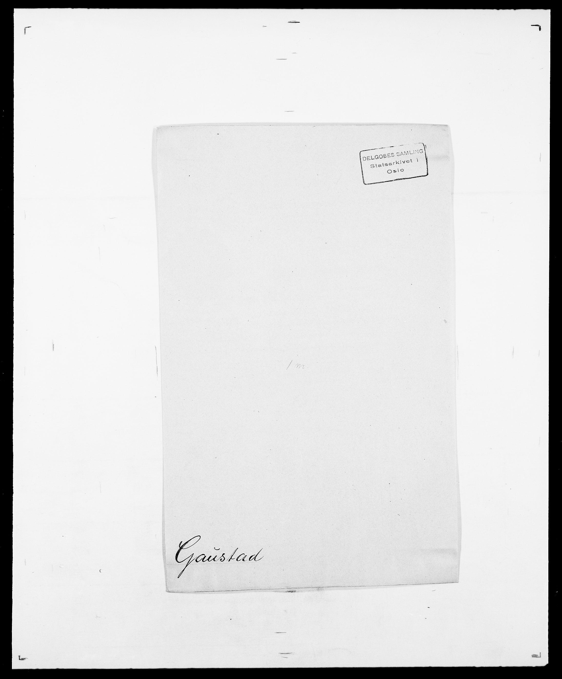 SAO, Delgobe, Charles Antoine - samling, D/Da/L0013: Forbos - Geving, s. 549