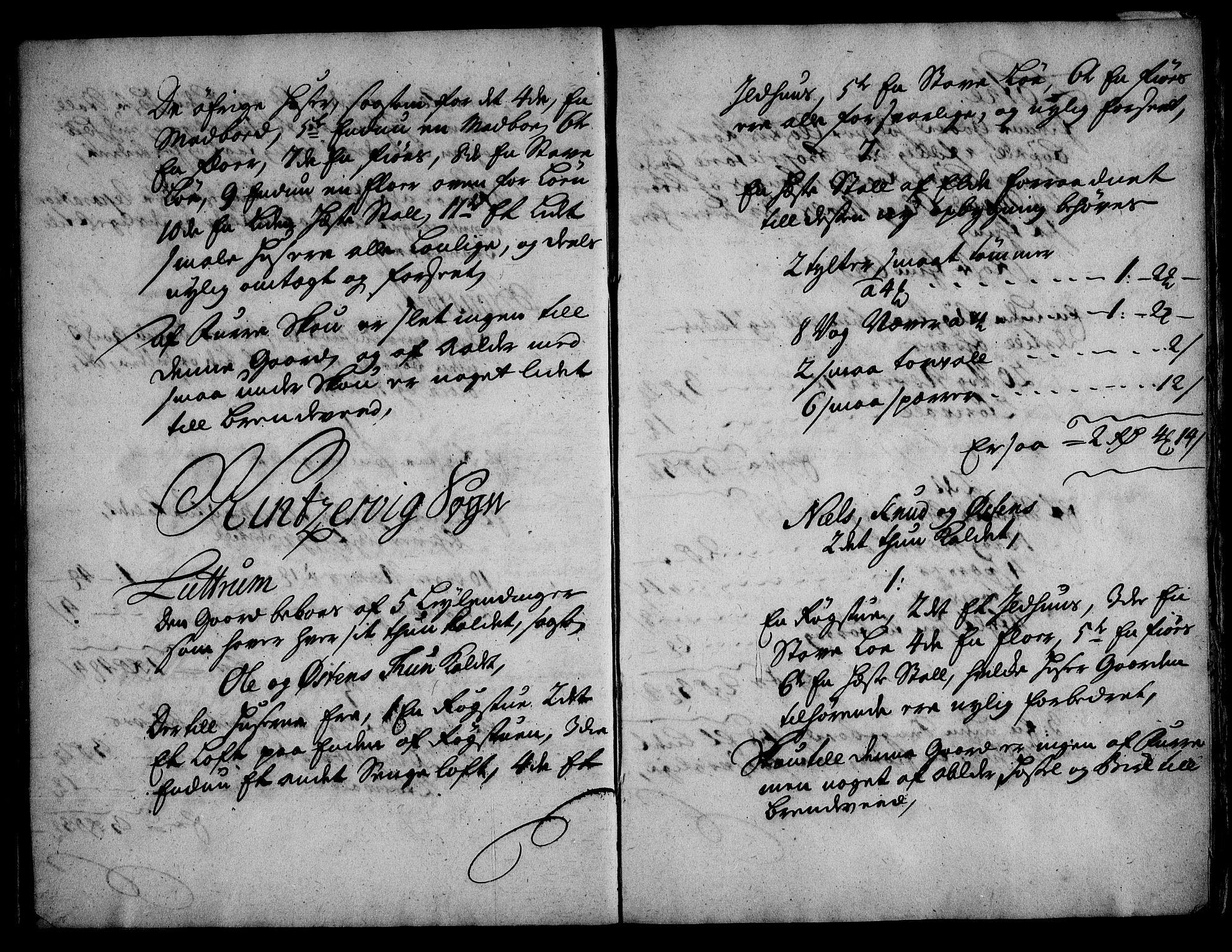 RA, Rentekammeret inntil 1814, Realistisk ordnet avdeling, On/L0003: [Jj 4]: Kommisjonsforretning over Vilhelm Hanssøns forpaktning av Halsnøy klosters gods, 1721-1729, s. 99