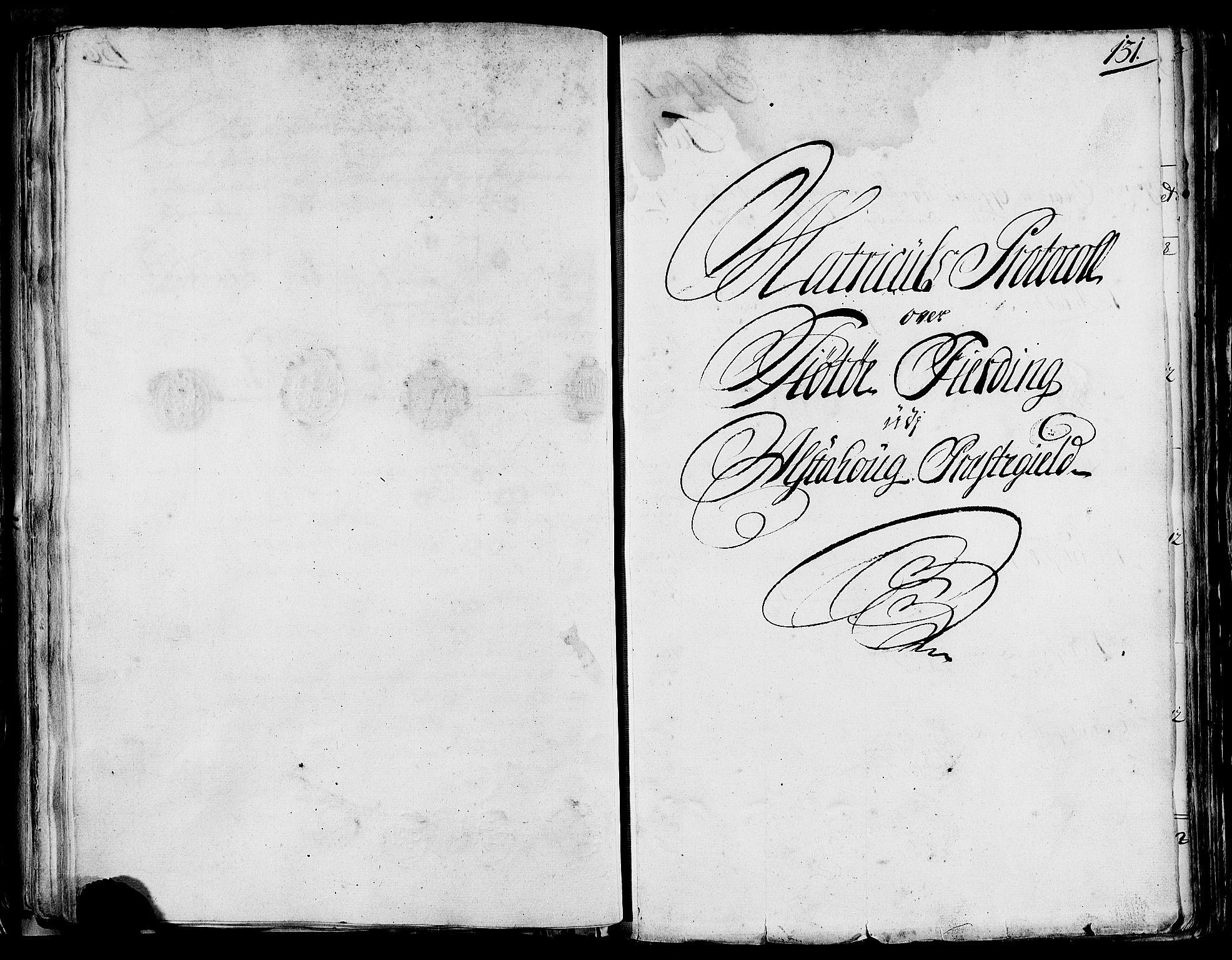 RA, Rentekammeret inntil 1814, Realistisk ordnet avdeling, N/Nb/Nbf/L0170: Helgeland eksaminasjonsprotokoll, 1723, s. 130b-131a