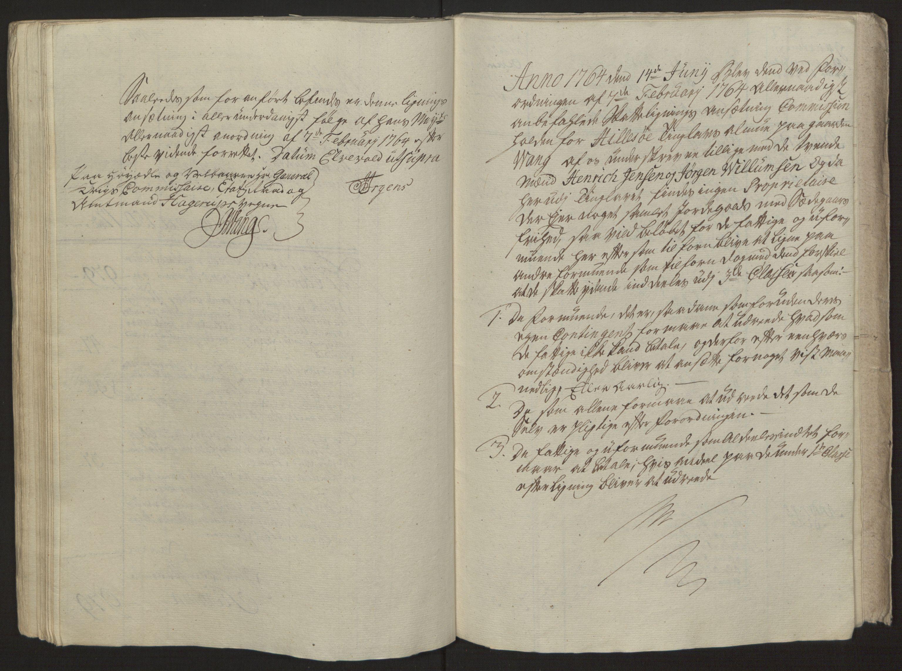 RA, Rentekammeret inntil 1814, Reviderte regnskaper, Fogderegnskap, R68/L4845: Ekstraskatten Senja og Troms, 1762-1765, s. 417