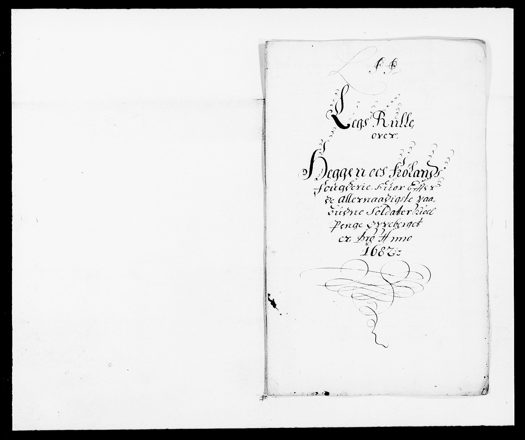 RA, Rentekammeret inntil 1814, Reviderte regnskaper, Fogderegnskap, R06/L0280: Fogderegnskap Heggen og Frøland, 1681-1684, s. 321