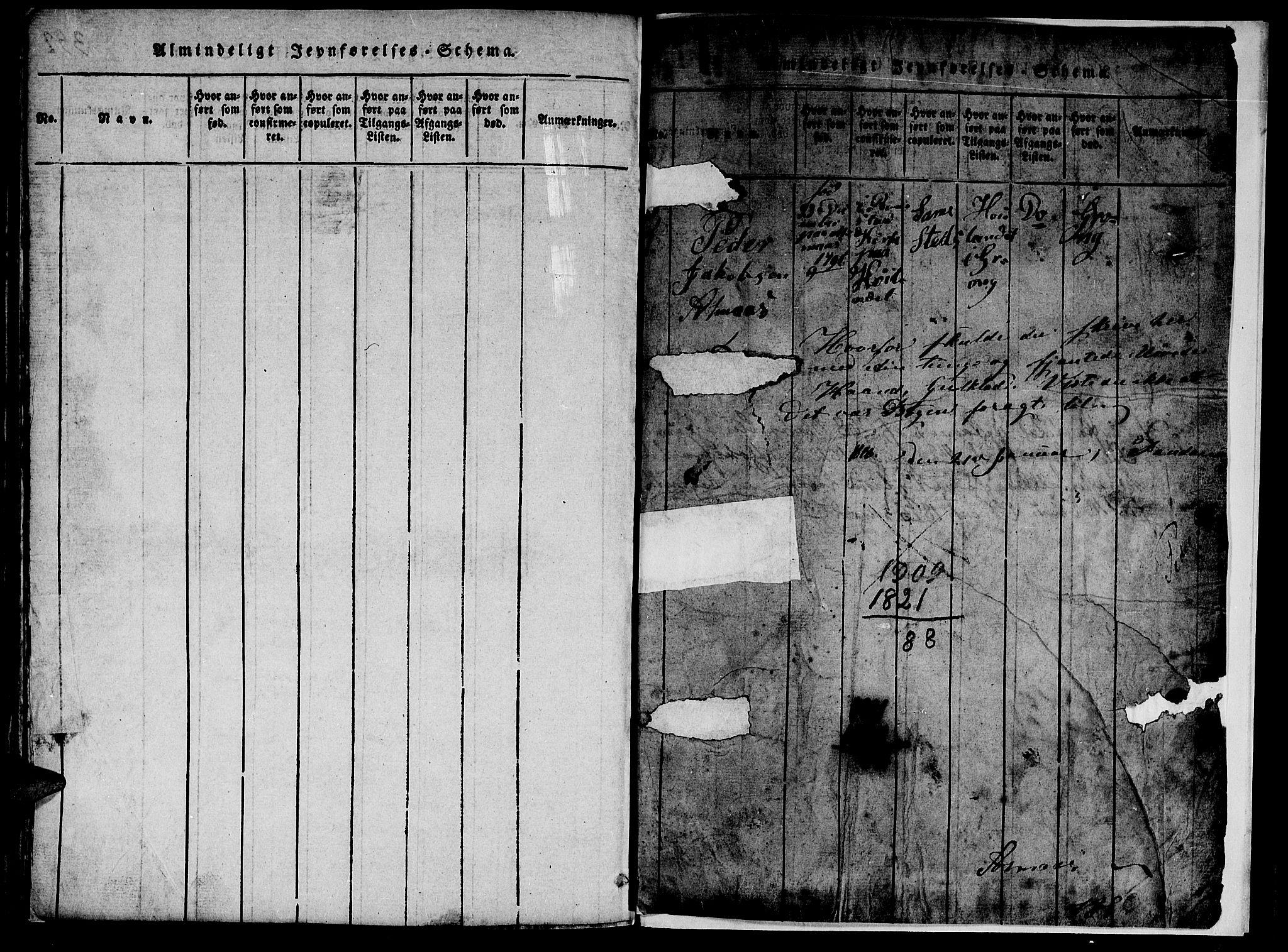 SAT, Ministerialprotokoller, klokkerbøker og fødselsregistre - Nord-Trøndelag, 765/L0562: Klokkerbok nr. 765C01, 1817-1851