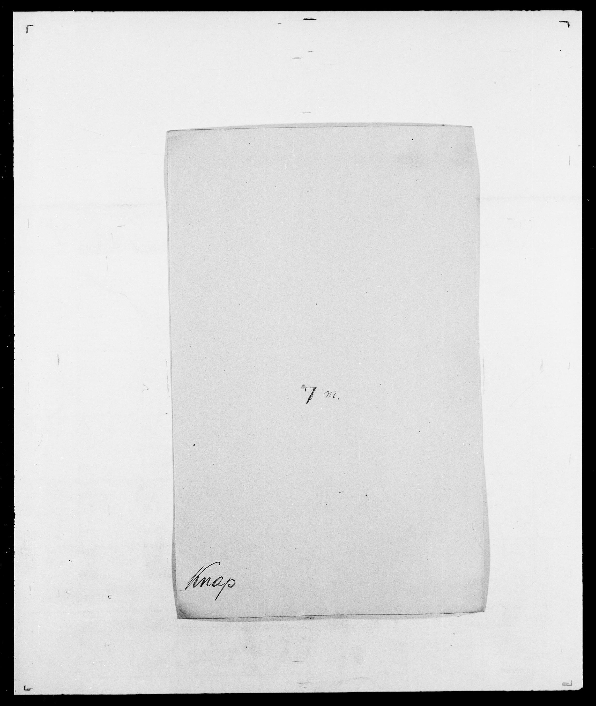 SAO, Delgobe, Charles Antoine - samling, D/Da/L0021: Klagenberg - Kristoft, s. 247