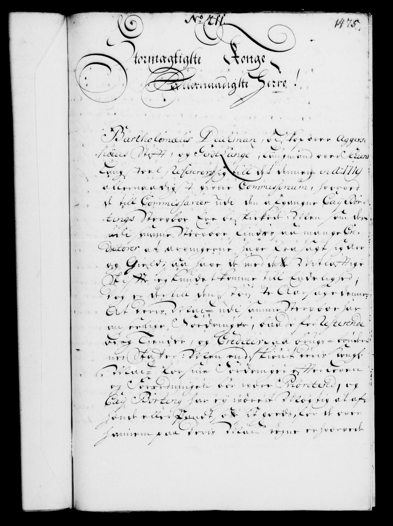 RA, Rentekammeret, Kammerkanselliet, G/Gf/Gfa/L0003: Norsk relasjons- og resolusjonsprotokoll (merket RK 52.3), 1720, s. 450