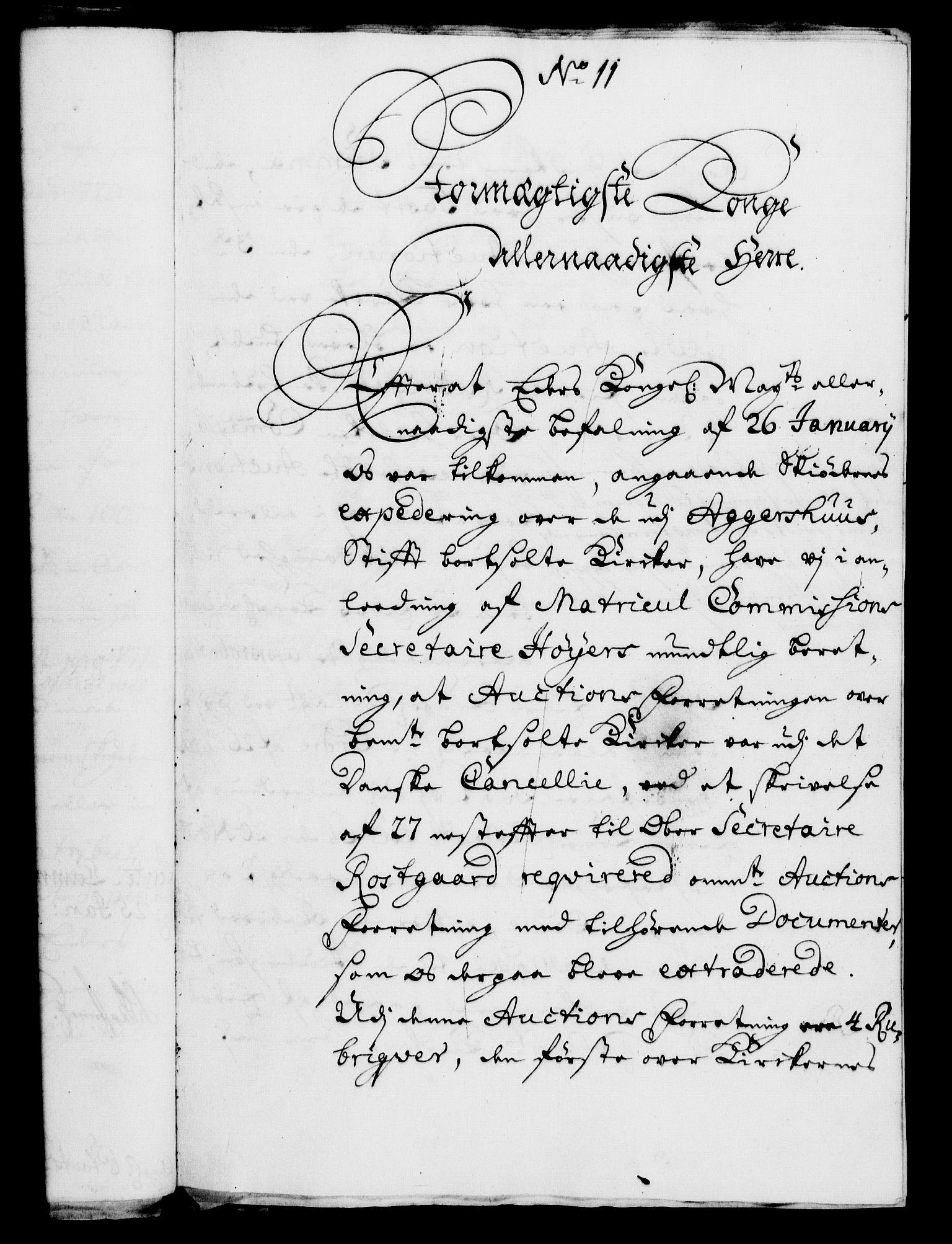 RA, Rentekammeret, Kammerkanselliet, G/Gf/Gfa/L0006: Norsk relasjons- og resolusjonsprotokoll (merket RK 52.6), 1723, s. 100