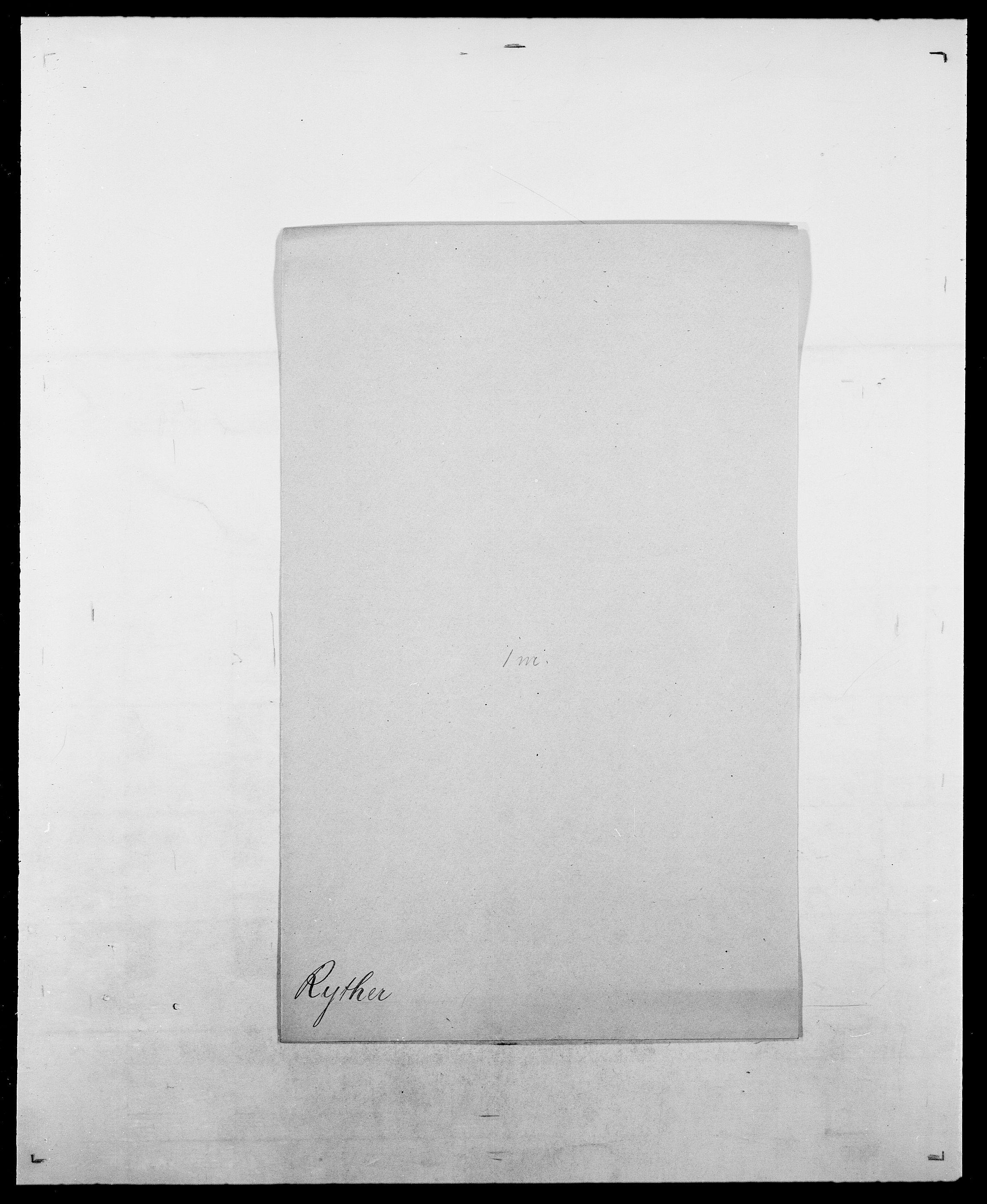 SAO, Delgobe, Charles Antoine - samling, D/Da/L0033: Roald - Røyem, s. 594