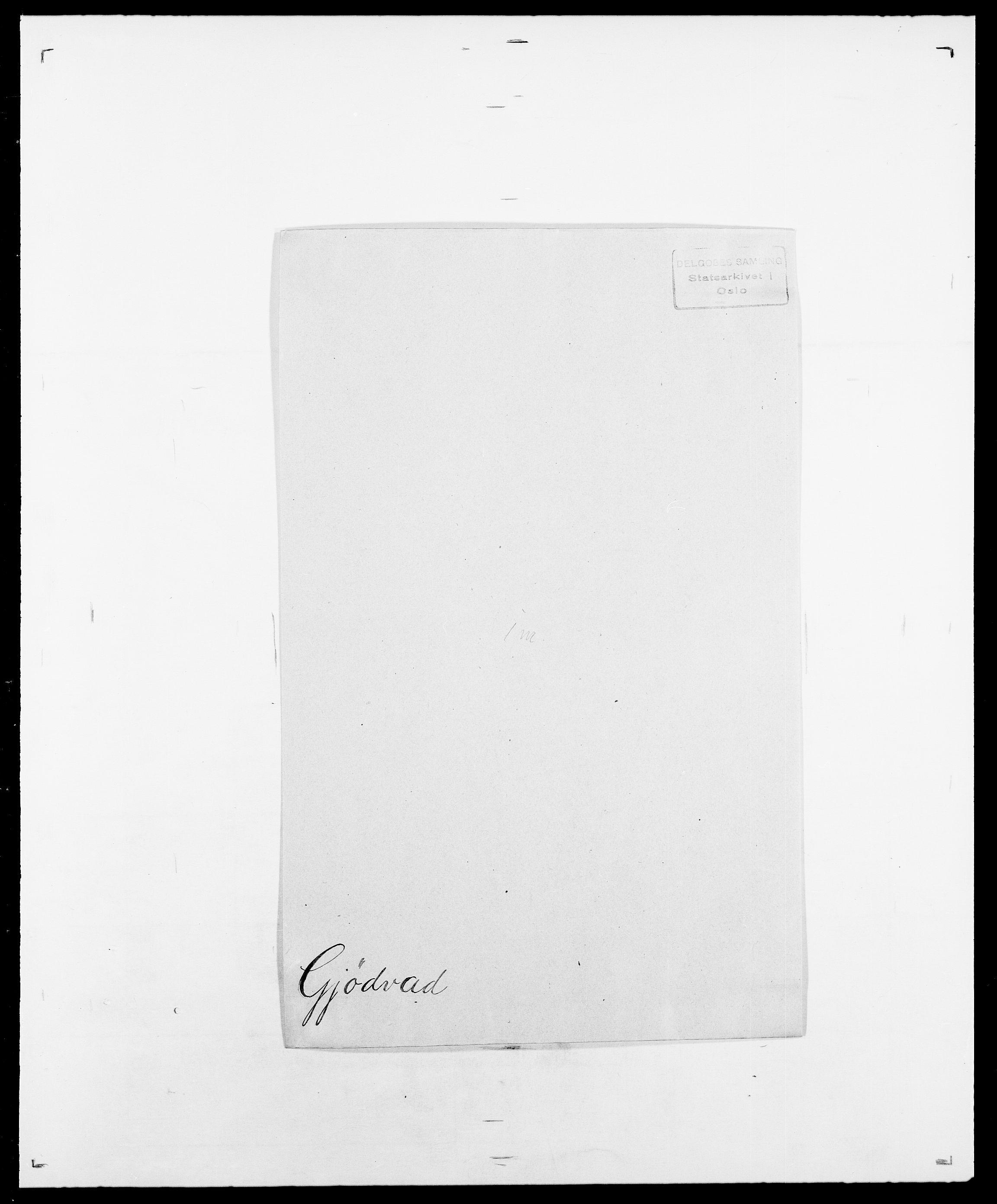 SAO, Delgobe, Charles Antoine - samling, D/Da/L0014: Giebdhausen - Grip, s. 206