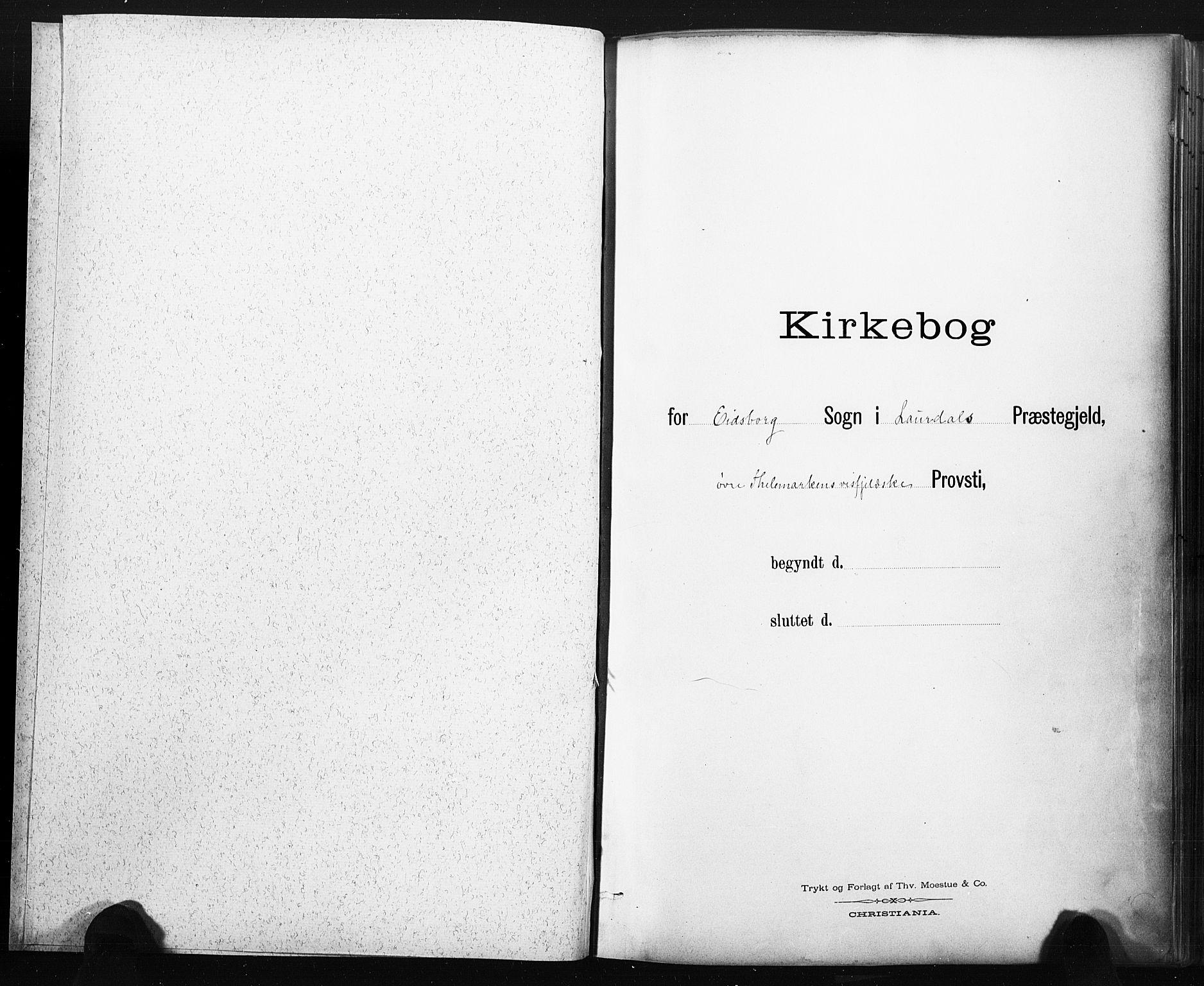 SAKO, Lårdal kirkebøker, F/Fb/L0002: Ministerialbok nr. II 2, 1887-1918