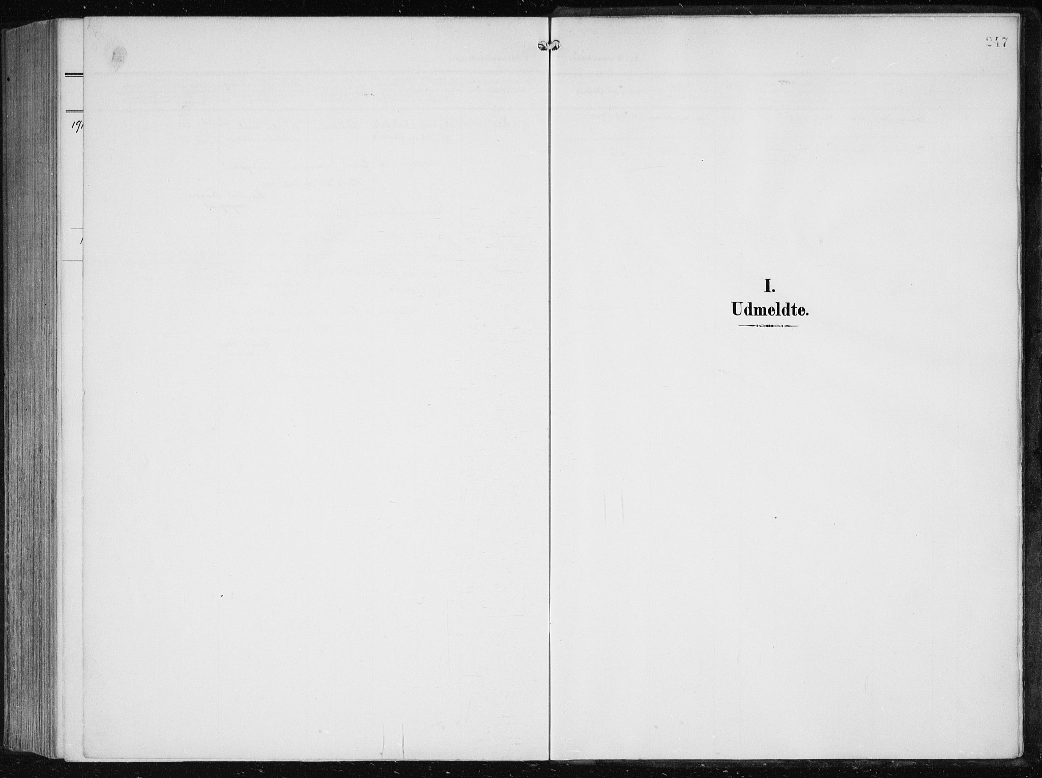 SAB, Herdla Sokneprestembete, H/Haa: Ministerialbok nr. A 5, 1905-1918, s. 247