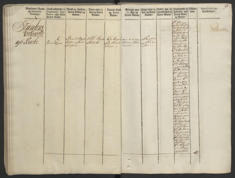 RA, Rentekammeret inntil 1814, Realistisk ordnet avdeling, Ol/L0020: [Gg 10]: Ekstraskatten, 23.09.1762. Romsdal, Strinda, Selbu, Inderøy., 1763, s. 86