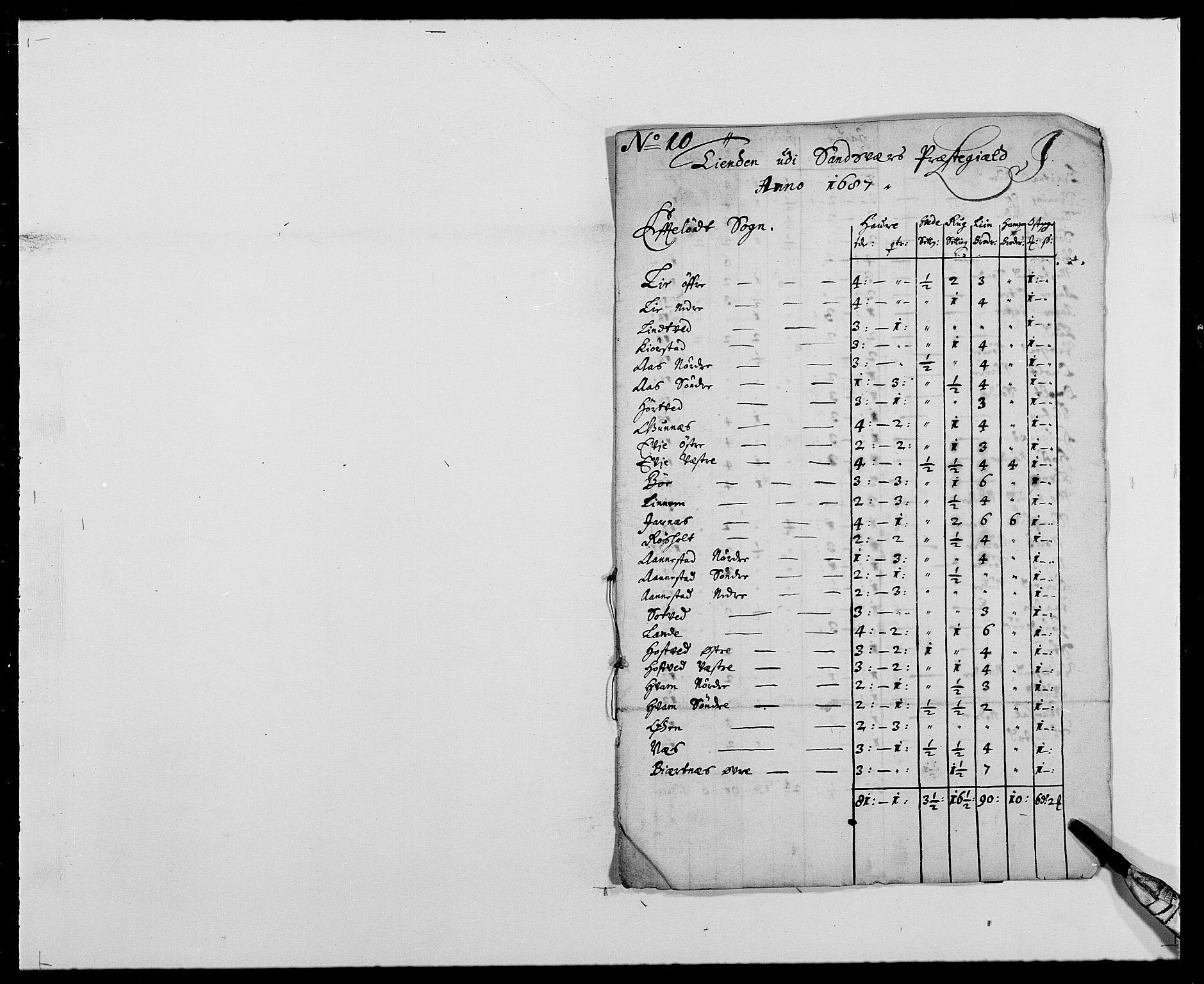 RA, Rentekammeret inntil 1814, Reviderte regnskaper, Fogderegnskap, R24/L1573: Fogderegnskap Numedal og Sandsvær, 1687-1691, s. 183