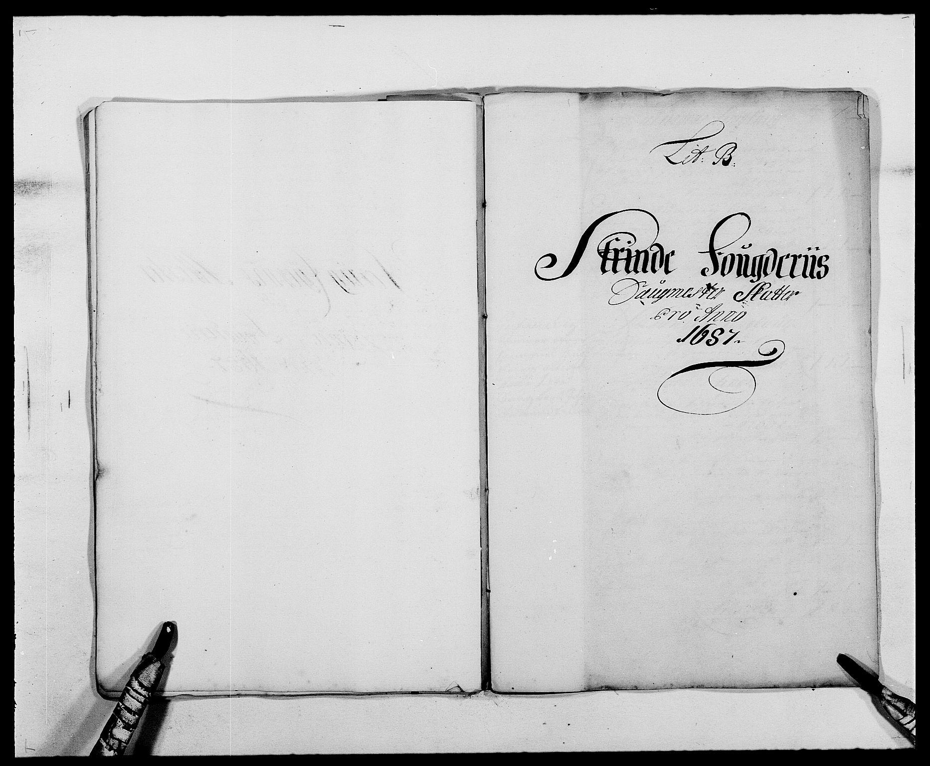 RA, Rentekammeret inntil 1814, Reviderte regnskaper, Fogderegnskap, R61/L4101: Fogderegnskap Strinda og Selbu, 1687-1688, s. 44