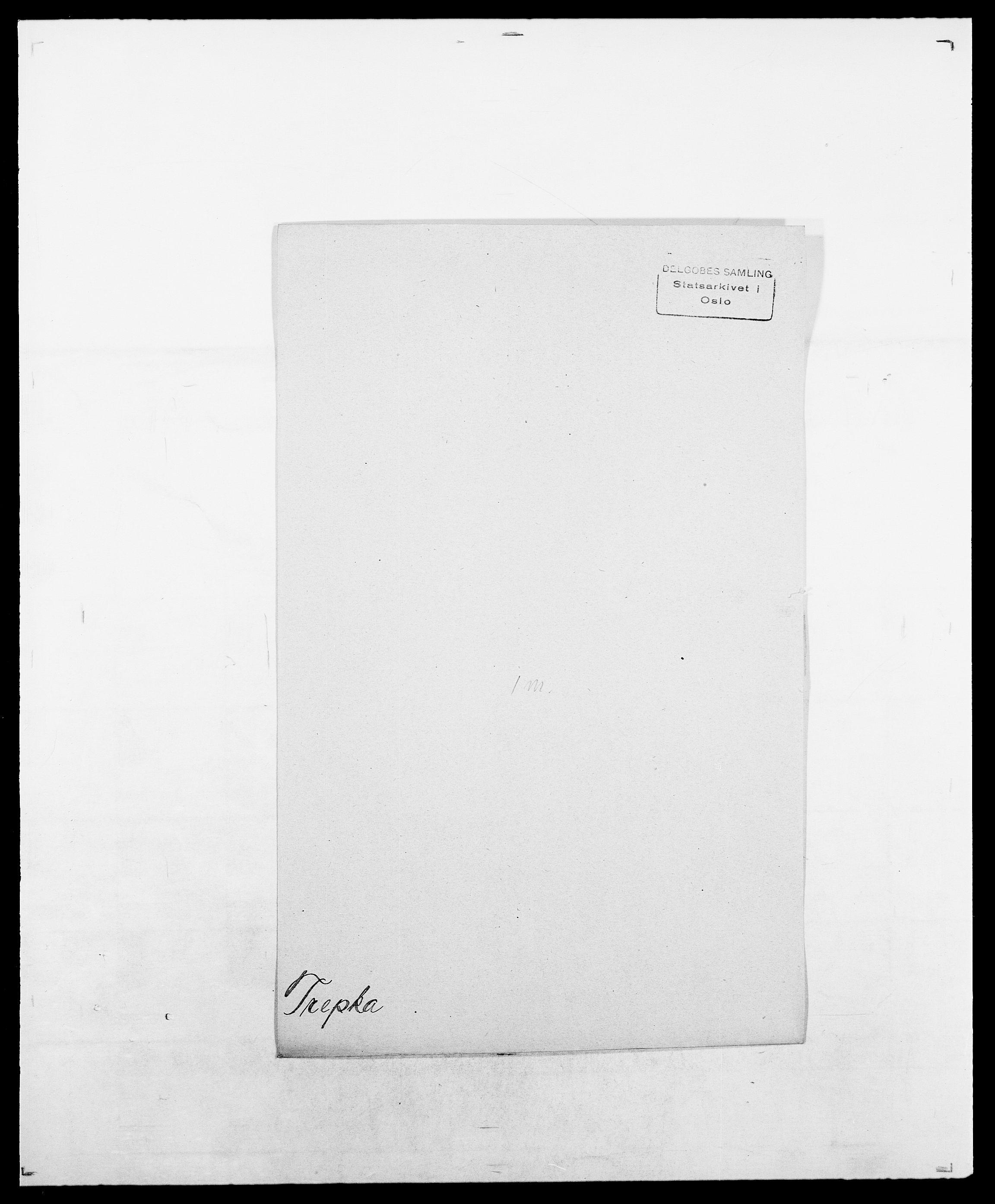 SAO, Delgobe, Charles Antoine - samling, D/Da/L0039: Thorsen - Urup, s. 321