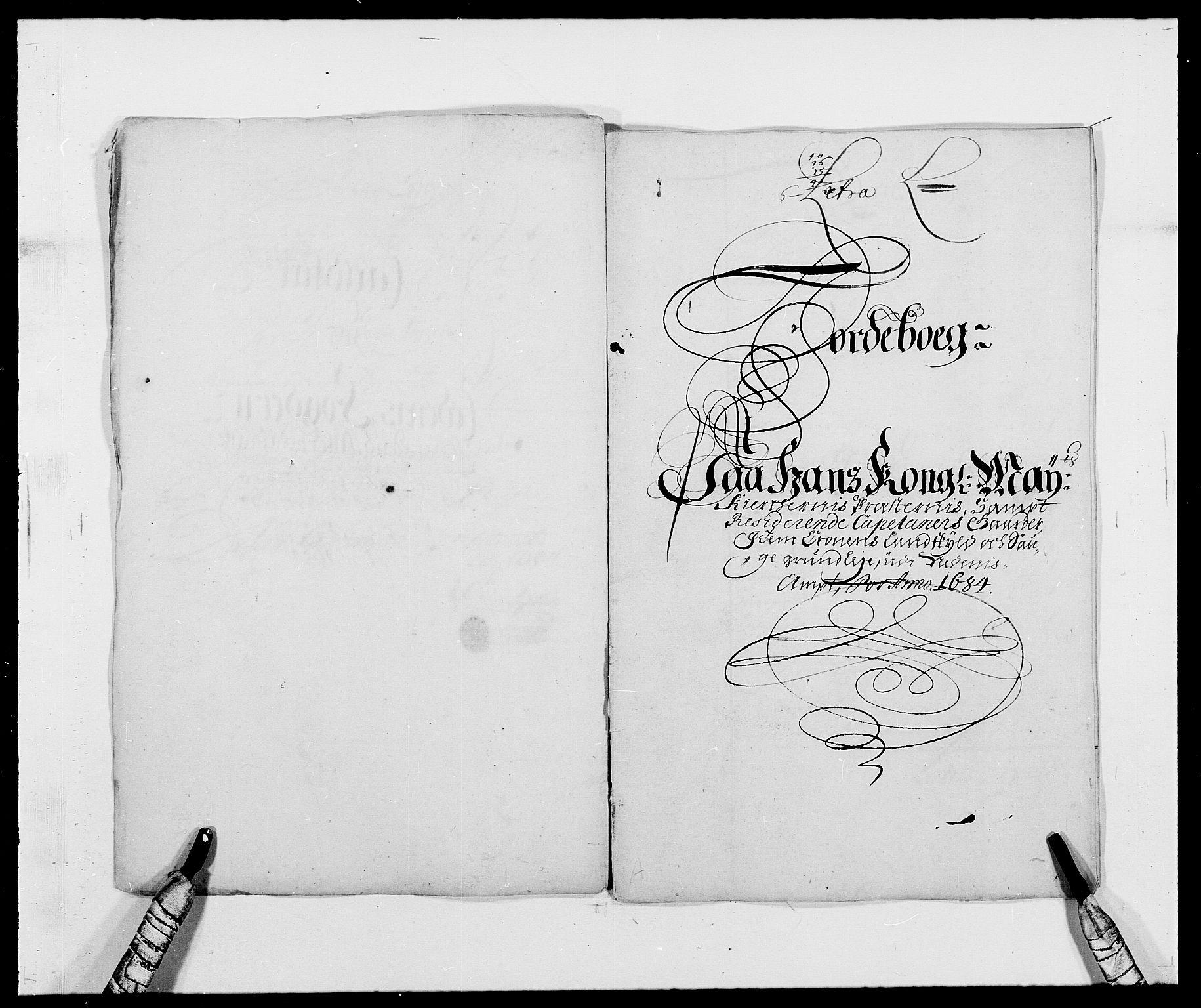 RA, Rentekammeret inntil 1814, Reviderte regnskaper, Fogderegnskap, R39/L2308: Fogderegnskap Nedenes, 1684-1689, s. 135