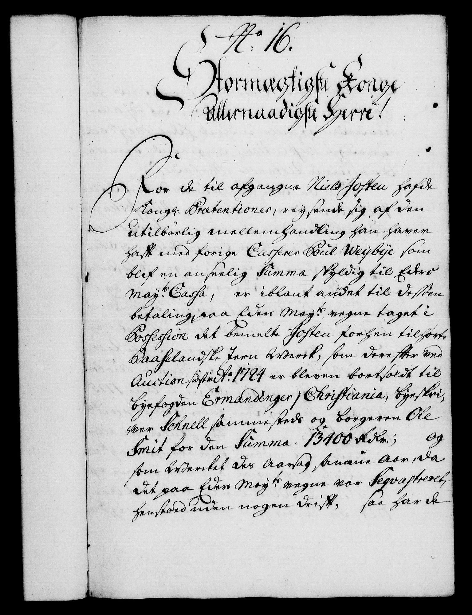 RA, Rentekammeret, Kammerkanselliet, G/Gf/Gfa/L0016: Norsk relasjons- og resolusjonsprotokoll (merket RK 52.16), 1733, s. 114