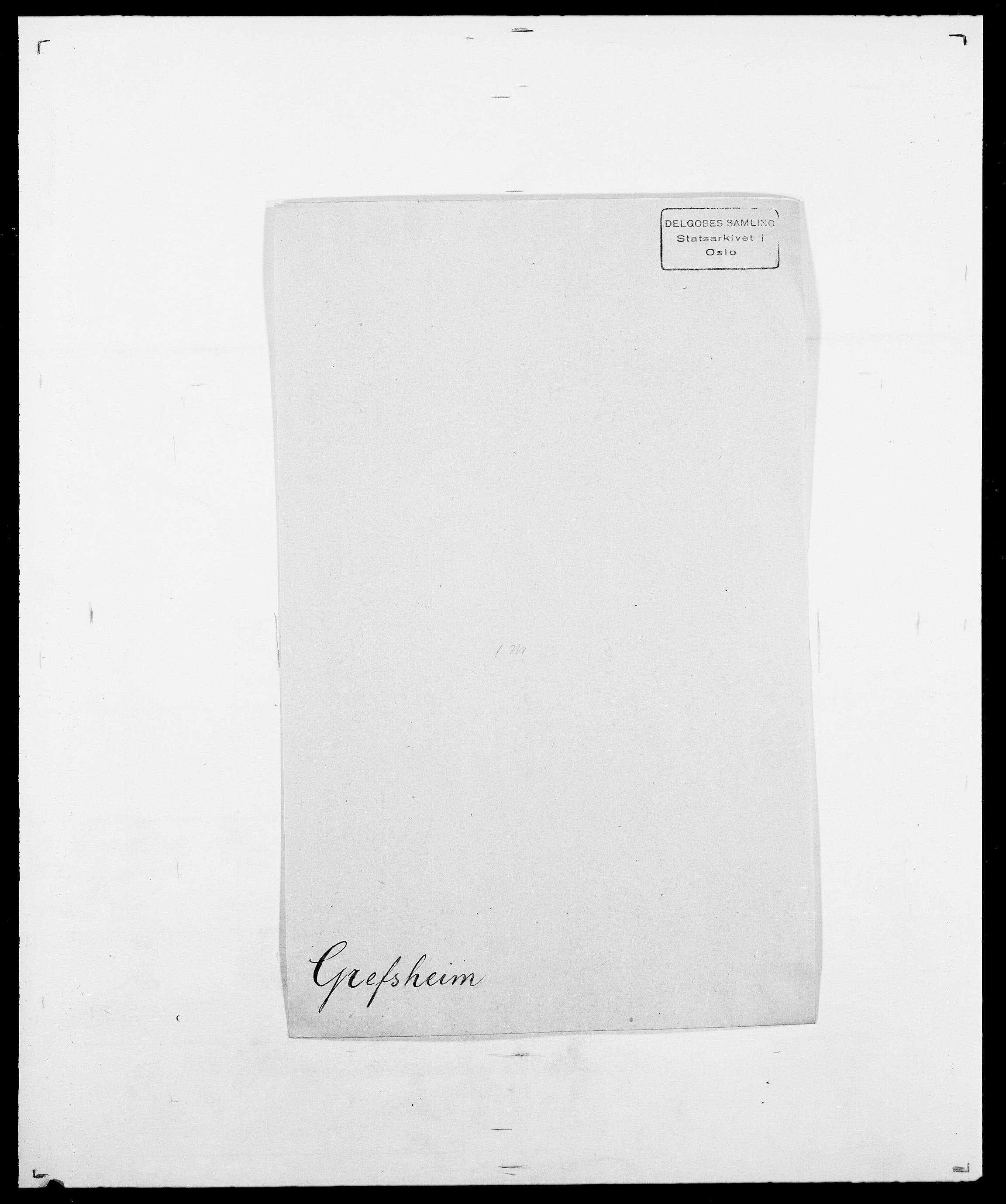 SAO, Delgobe, Charles Antoine - samling, D/Da/L0014: Giebdhausen - Grip, s. 589